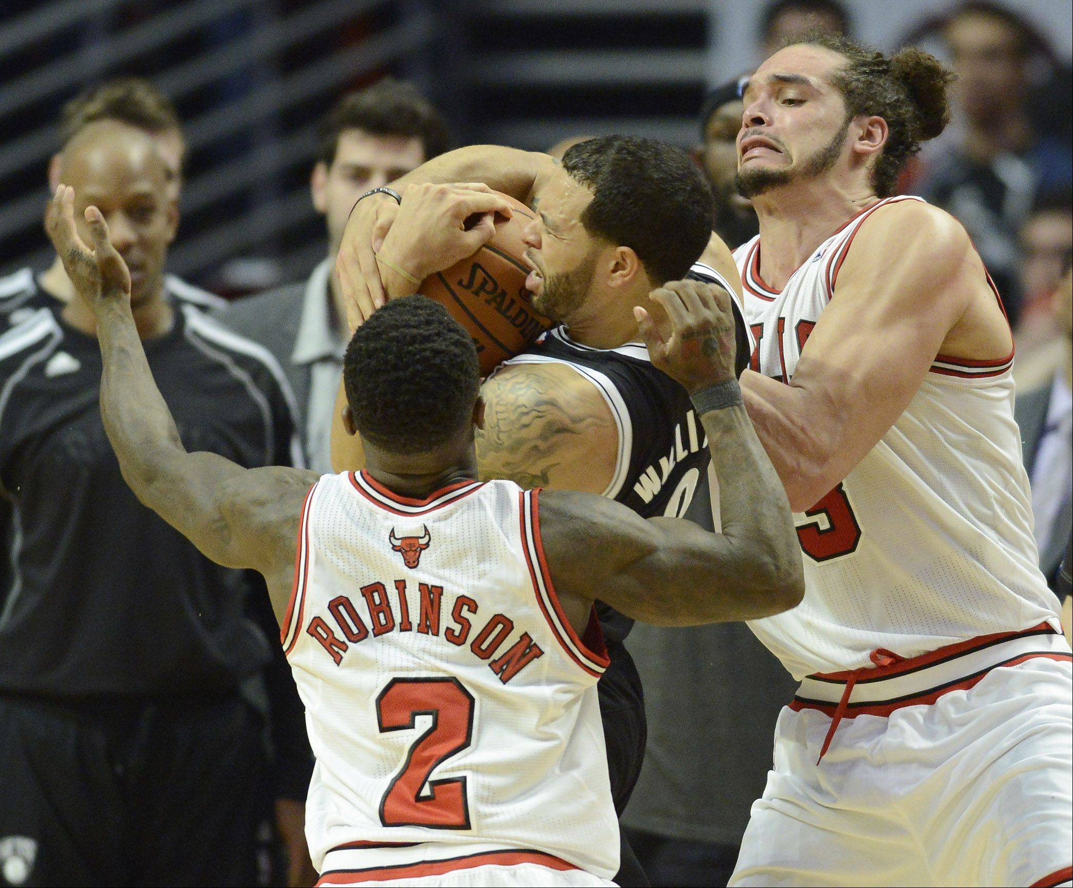 Gut-check time for wounded Bulls