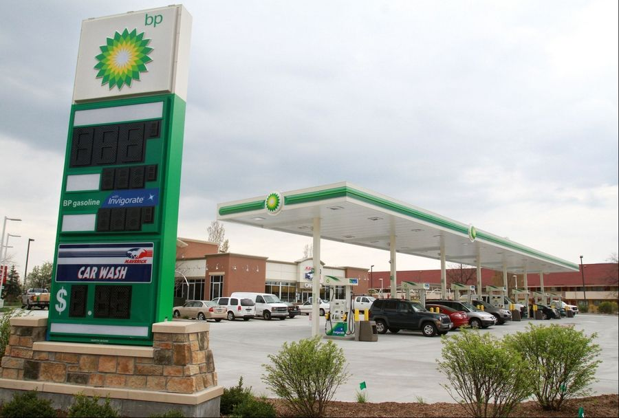 Gas Station Open Near Me >> New Bp Gas Station Car Wash To Open In Late May