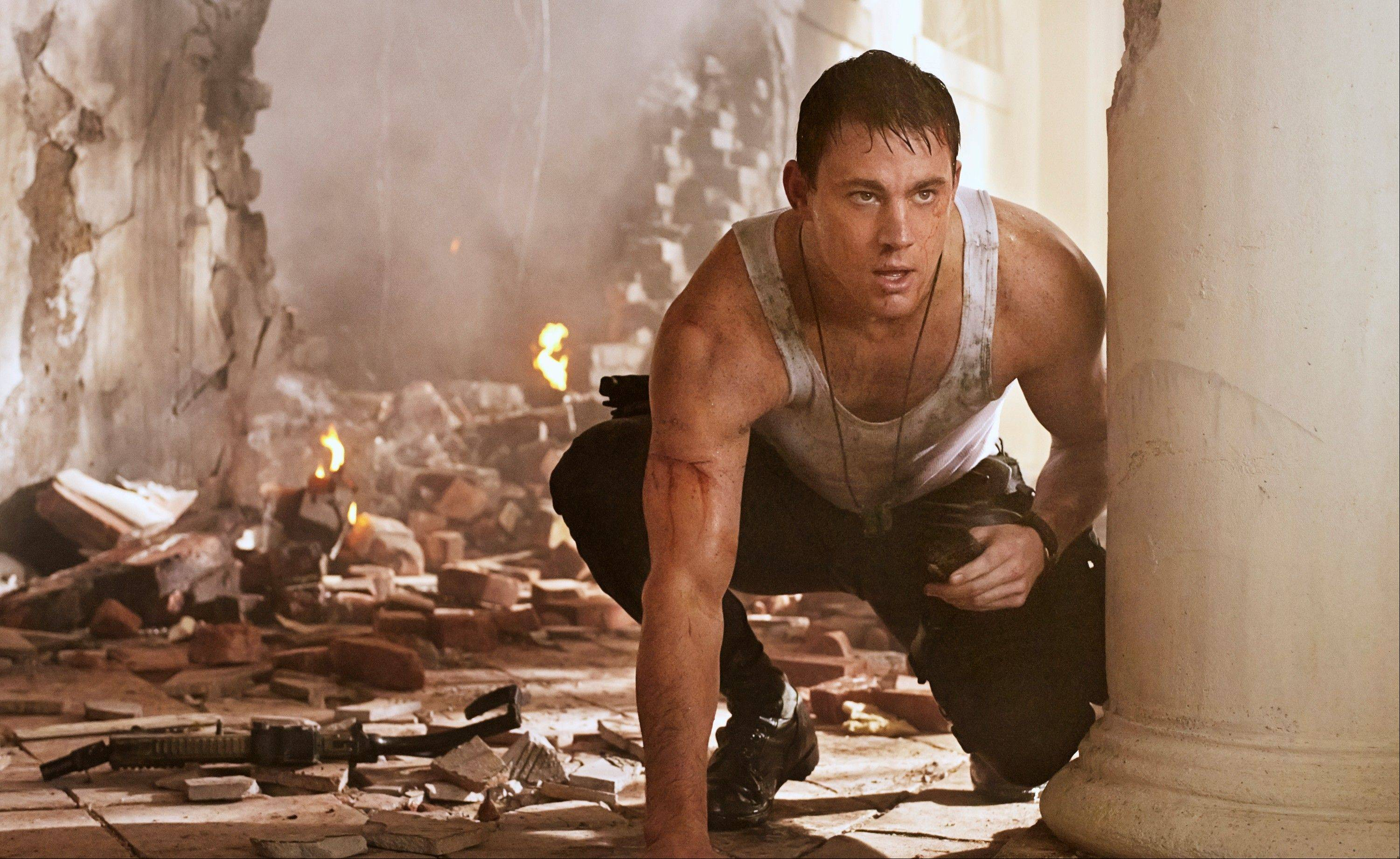"""White House Down"""