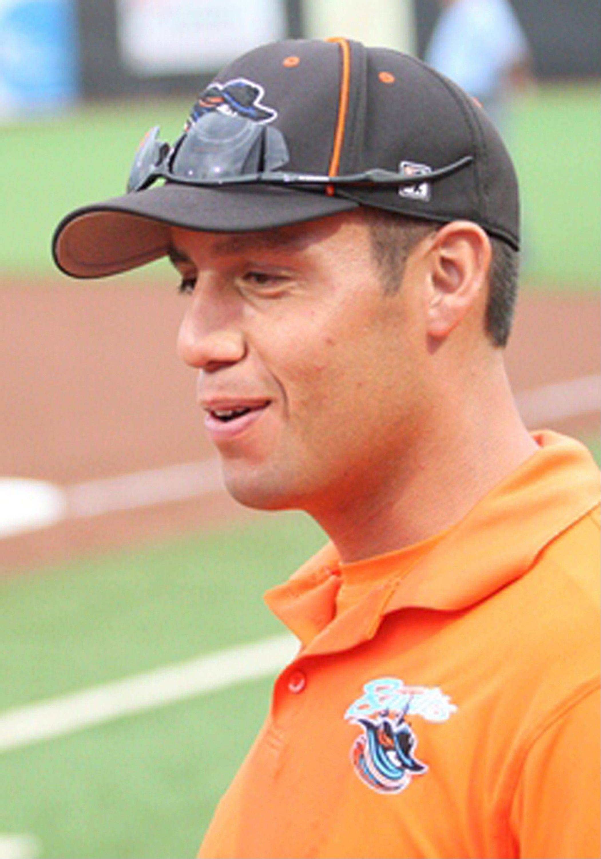Michael Steuerwald will return as head coach of the Chicago Bandits for the 2013 season.