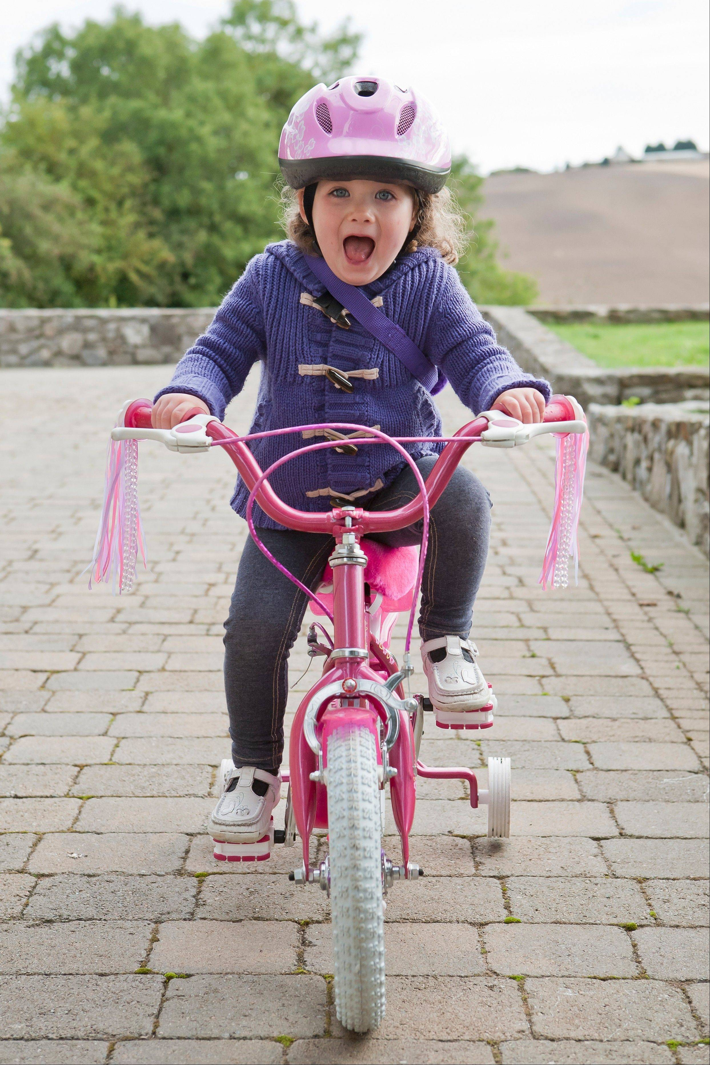 Kids can learn about bike and traffic safety at the free Bike Safety Rodeo on Sunday, May 5, at the Advocate Condell Conference Center in Libertyville.