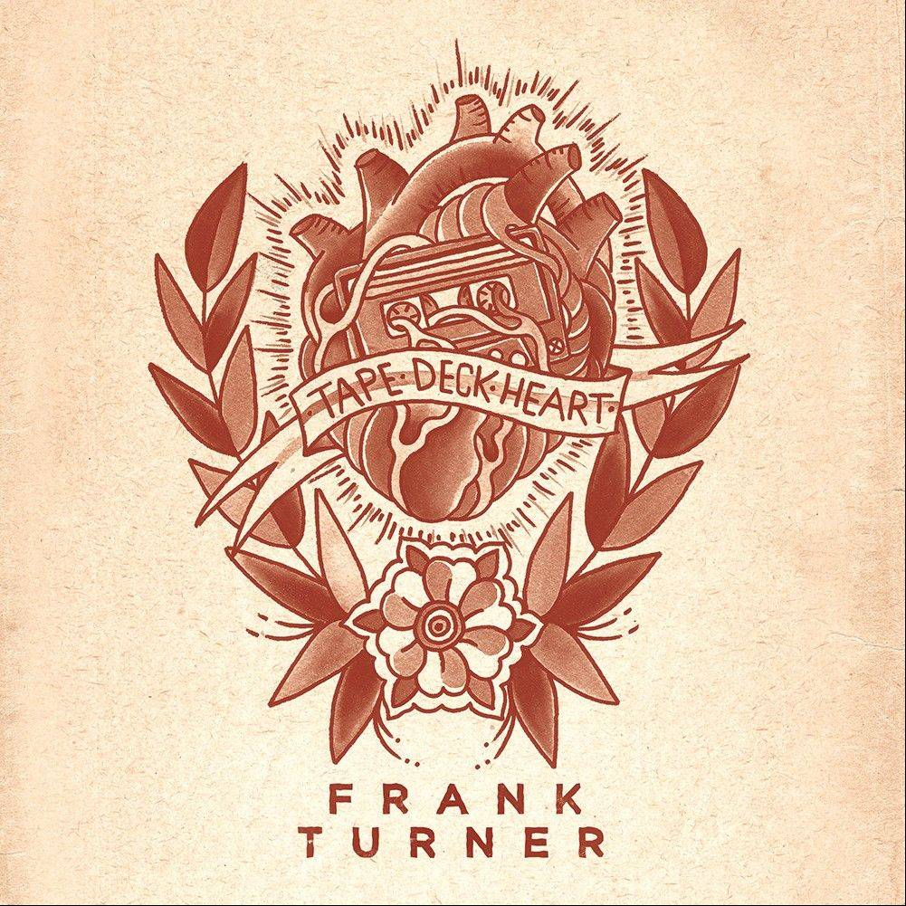 "Frank Turner, ""Tape Deck Heart"""