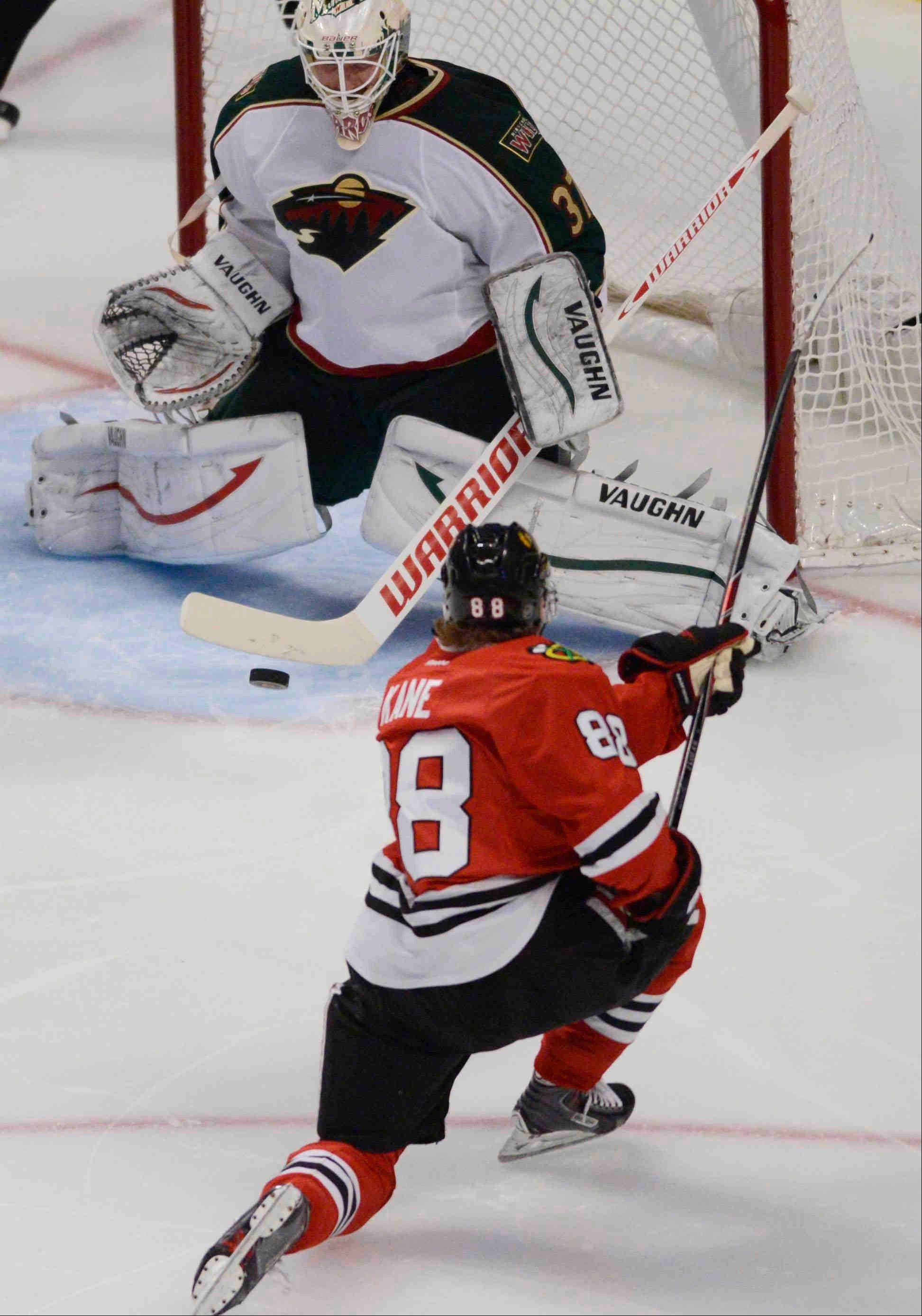 Blackhawks star Patrick Kane has compiled a highlight reel of dazzling assists during his career.