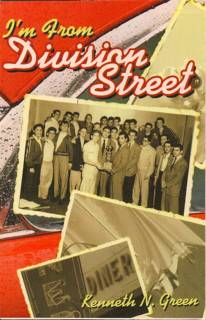 Author Kenneth N. Green will discuss his book, I'm From Division Street, at the Ela Area Public Library on June 5.