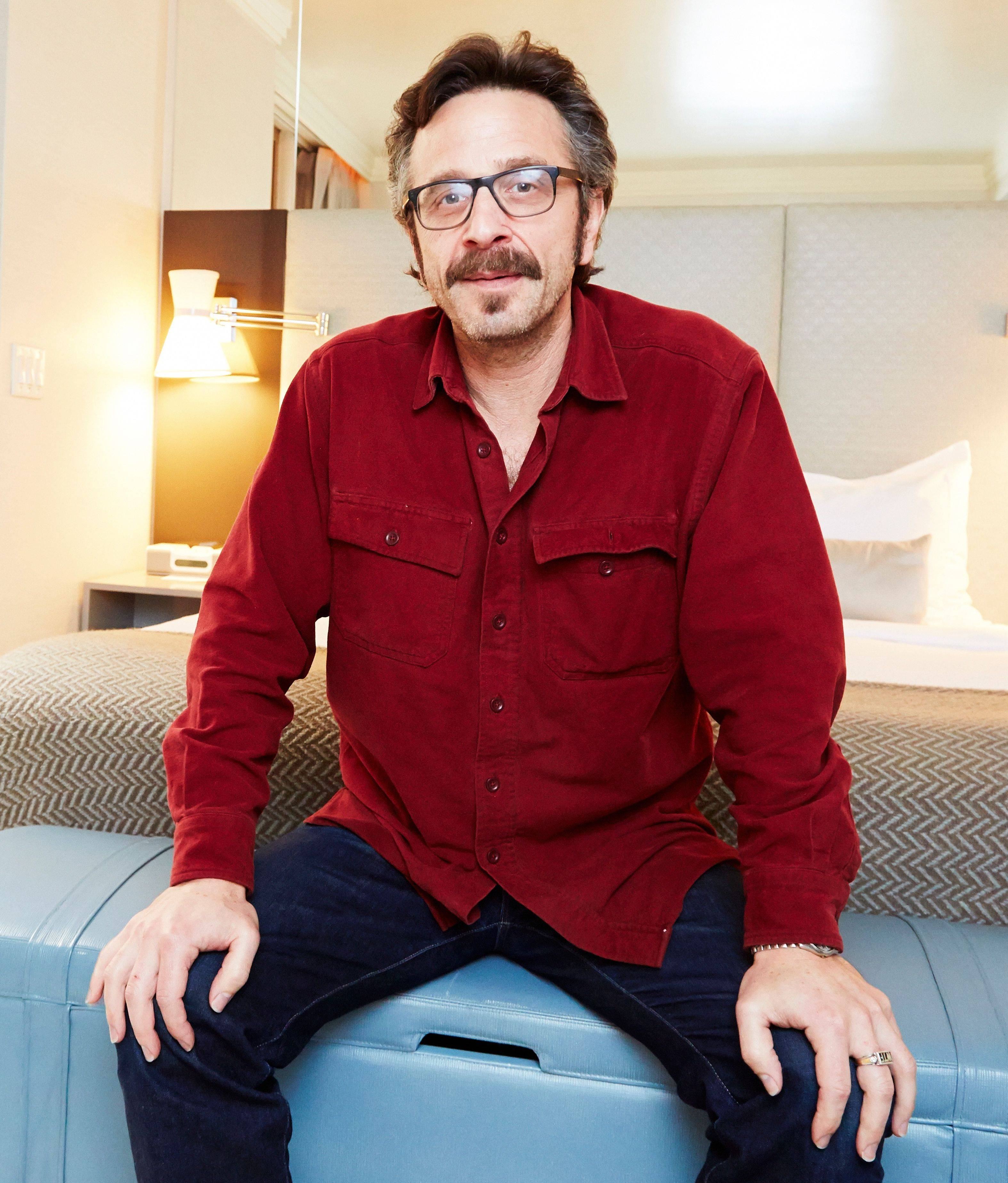 "Comedian Marc Maron stars in the new IFC comedy ""Maron."""