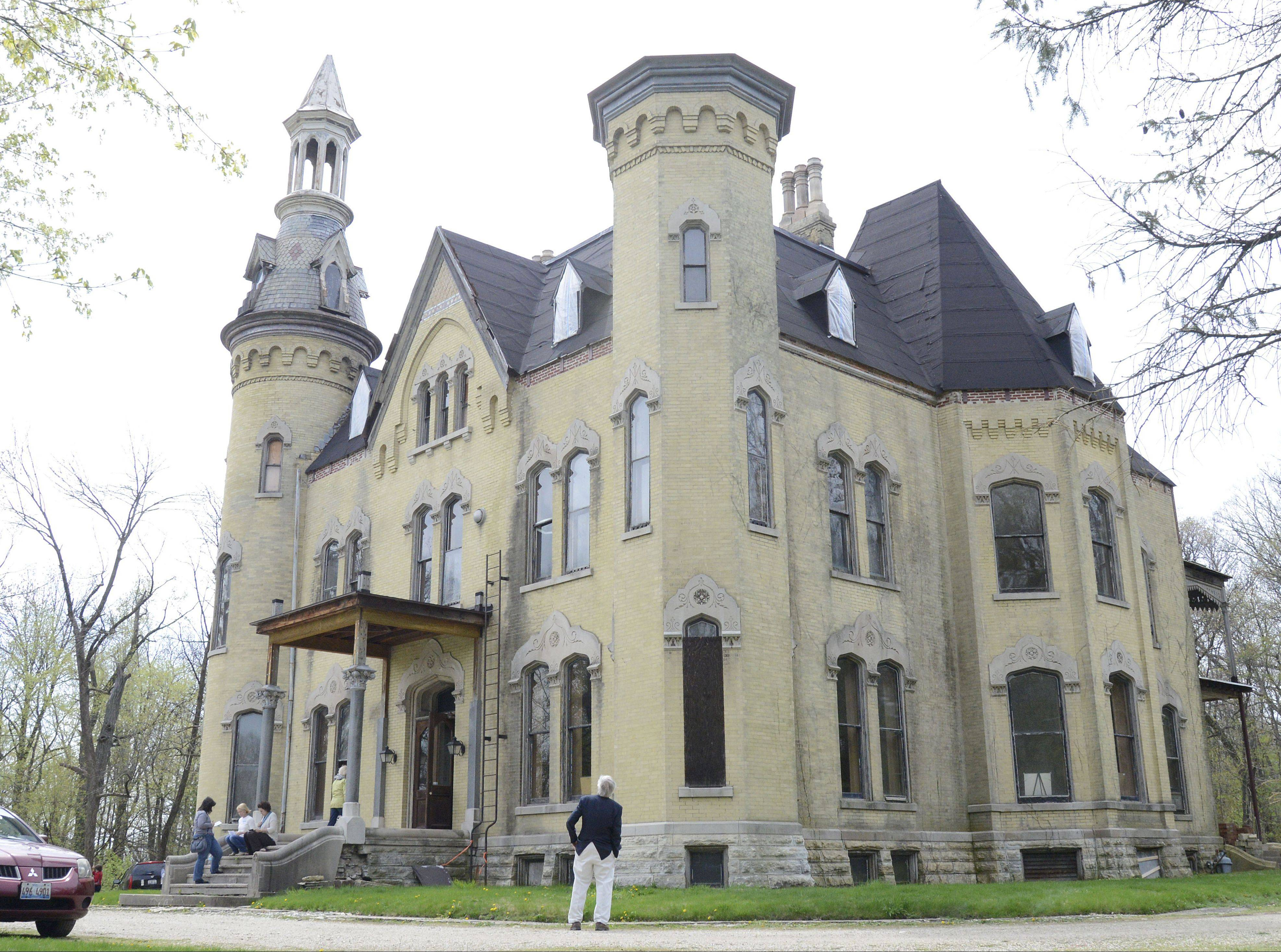 Dunham Castle in Wayne is open for tours from 11 a.m. to 3 p.m. today.