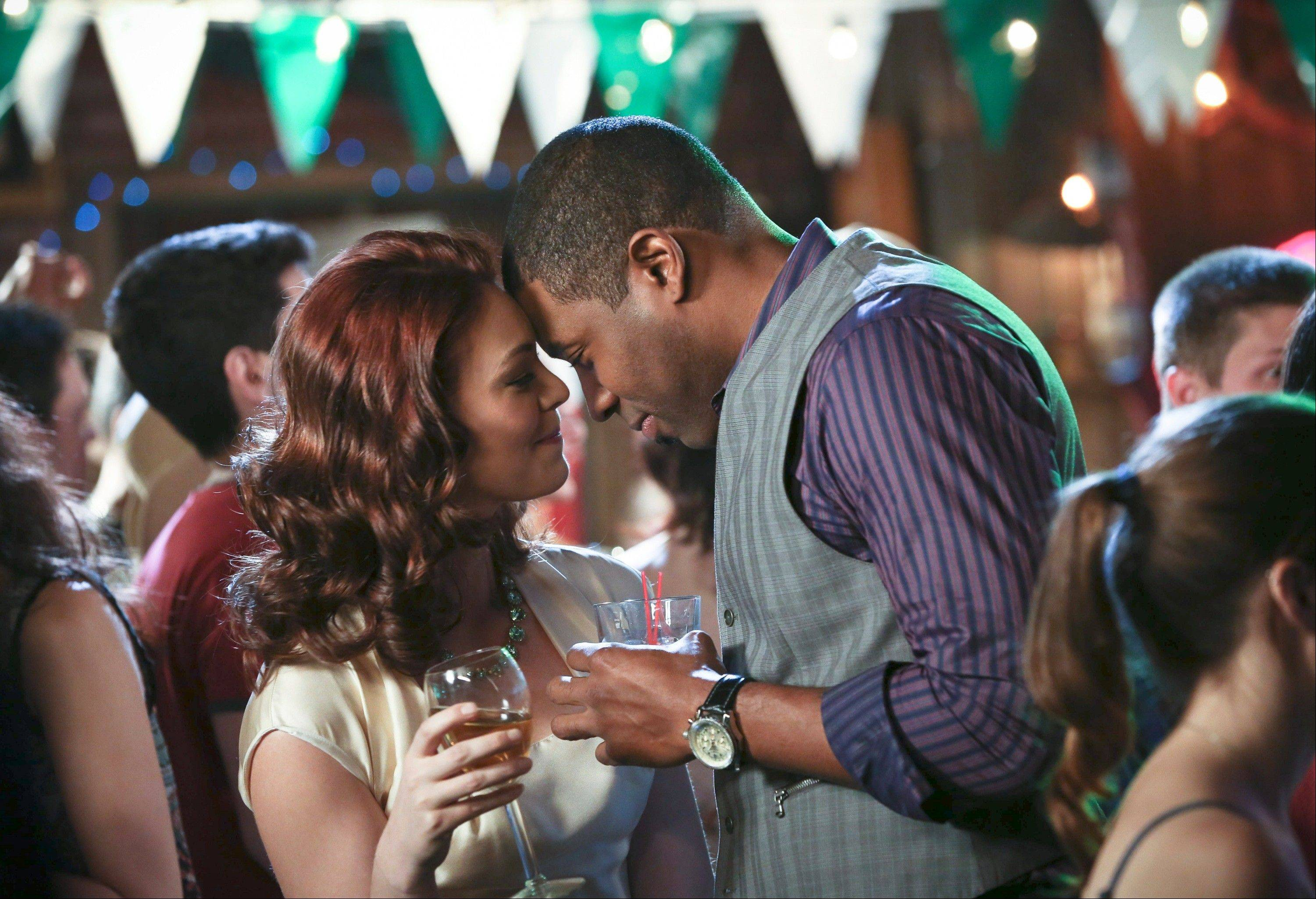 "The relationship between Annabeth (Kaitlyn Black) and Lavon (Cress Williams) is one of many changing romances on ""Hart of Dixie"" on The CW."