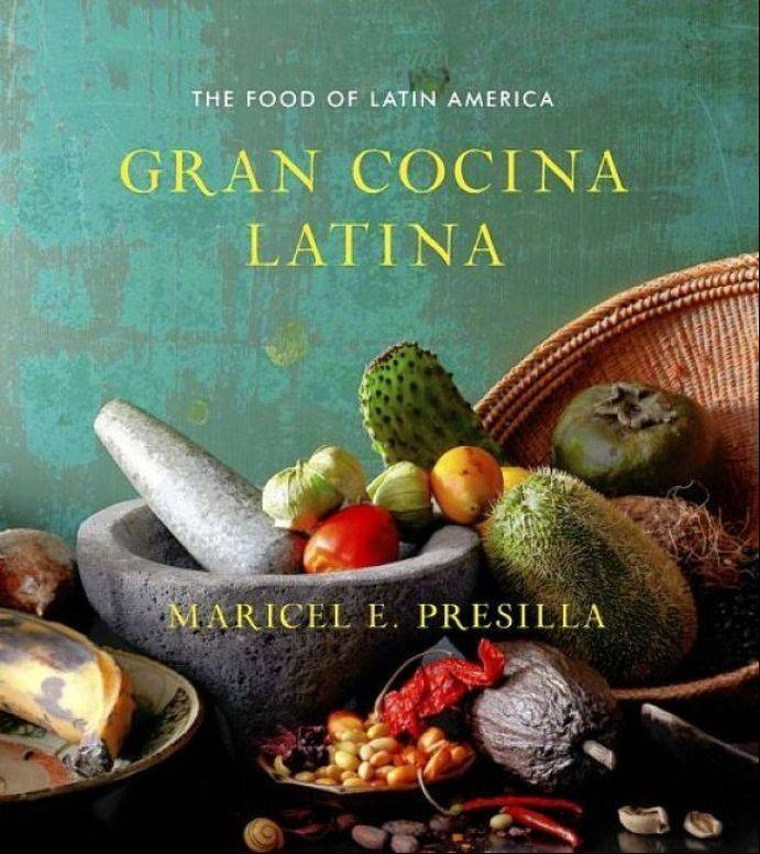 """Gran Cocina Latina"" by Maricel E. Presilla was named Cookbook of the Year by the James Beard Foundation."