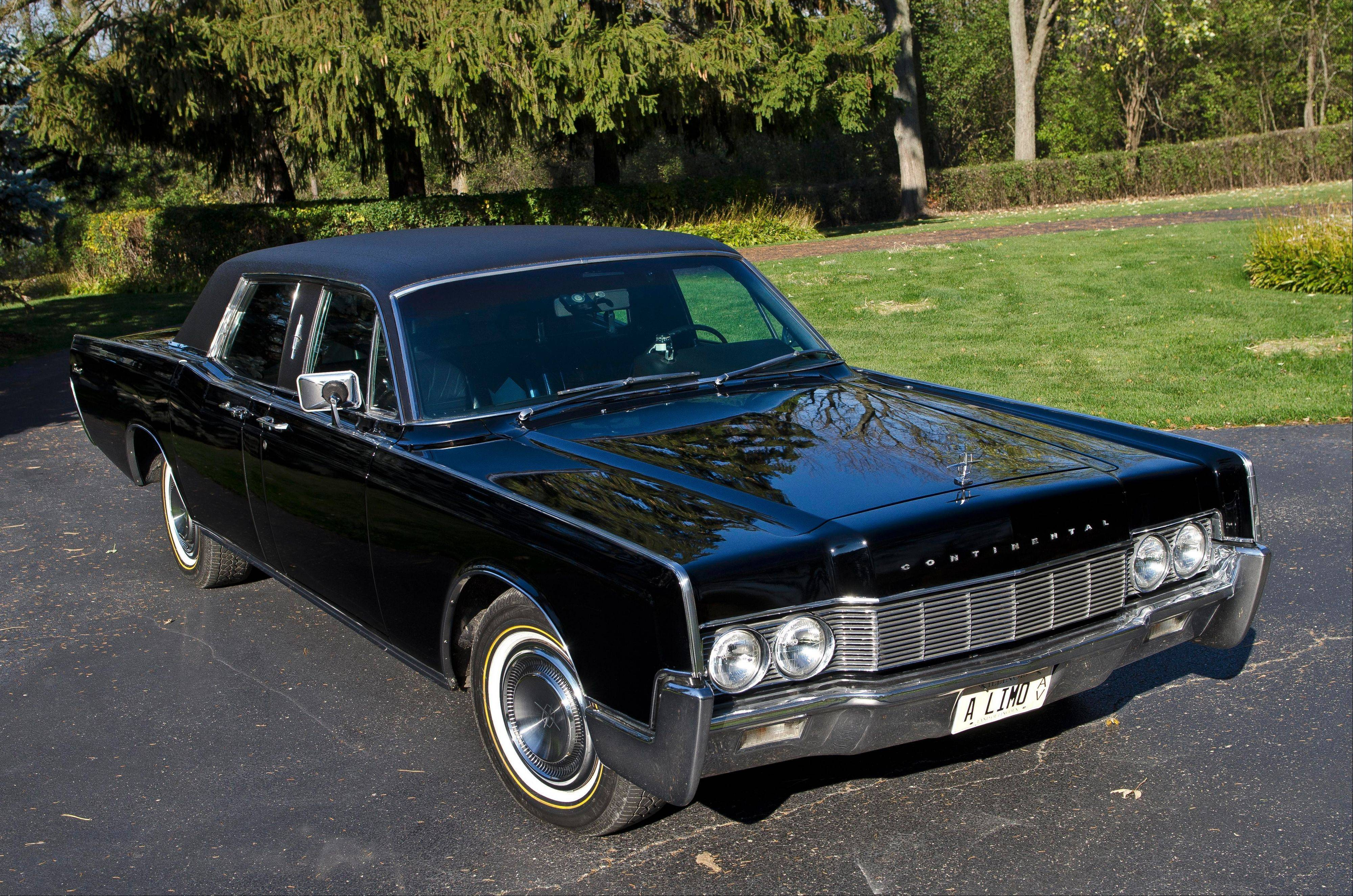 "1967 Lincoln Continental ""Baby Limo"""