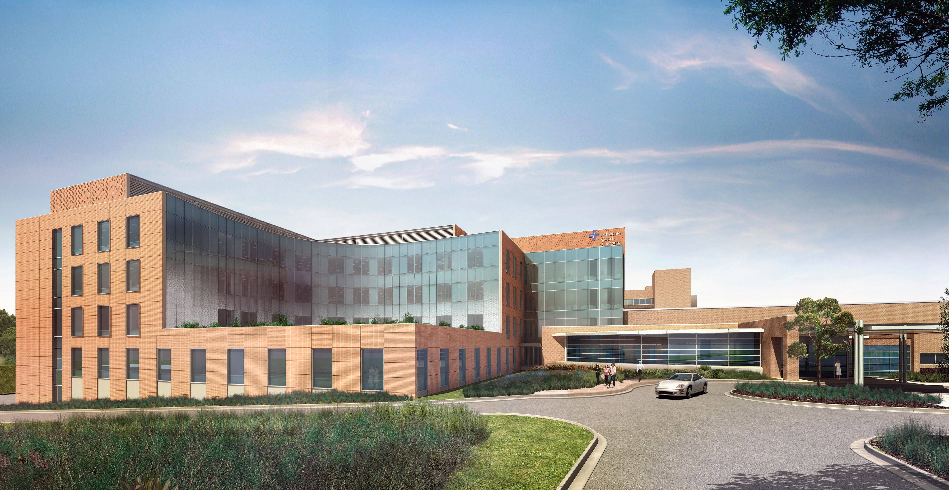 Good Shepherd Hospital plans $247 million modernization