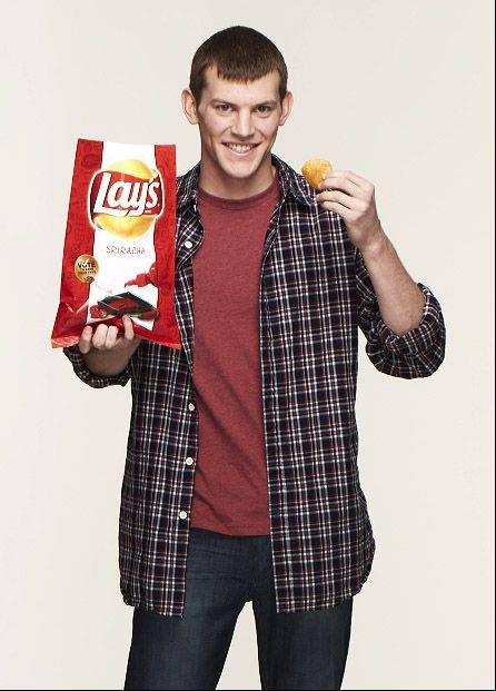 Lake Zurich's Tyler Raineri was one of two runners-up in a nationwide contest that attracted 3.8 million submissions for new Lay's chip flavors.