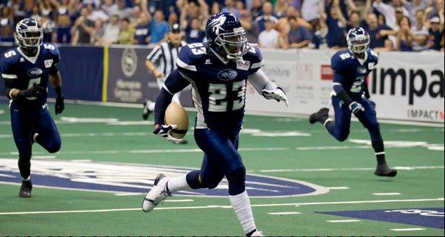 For the second time in franchise history, the Arena Football League has taken over operations of the Chicago Rush, whose new owner is accused of failing to pay the team's bills. Officials at Allstate Arena, the Rush's home field, are now awaiting word on whether the team's May 18 home game will go on as scheduled.