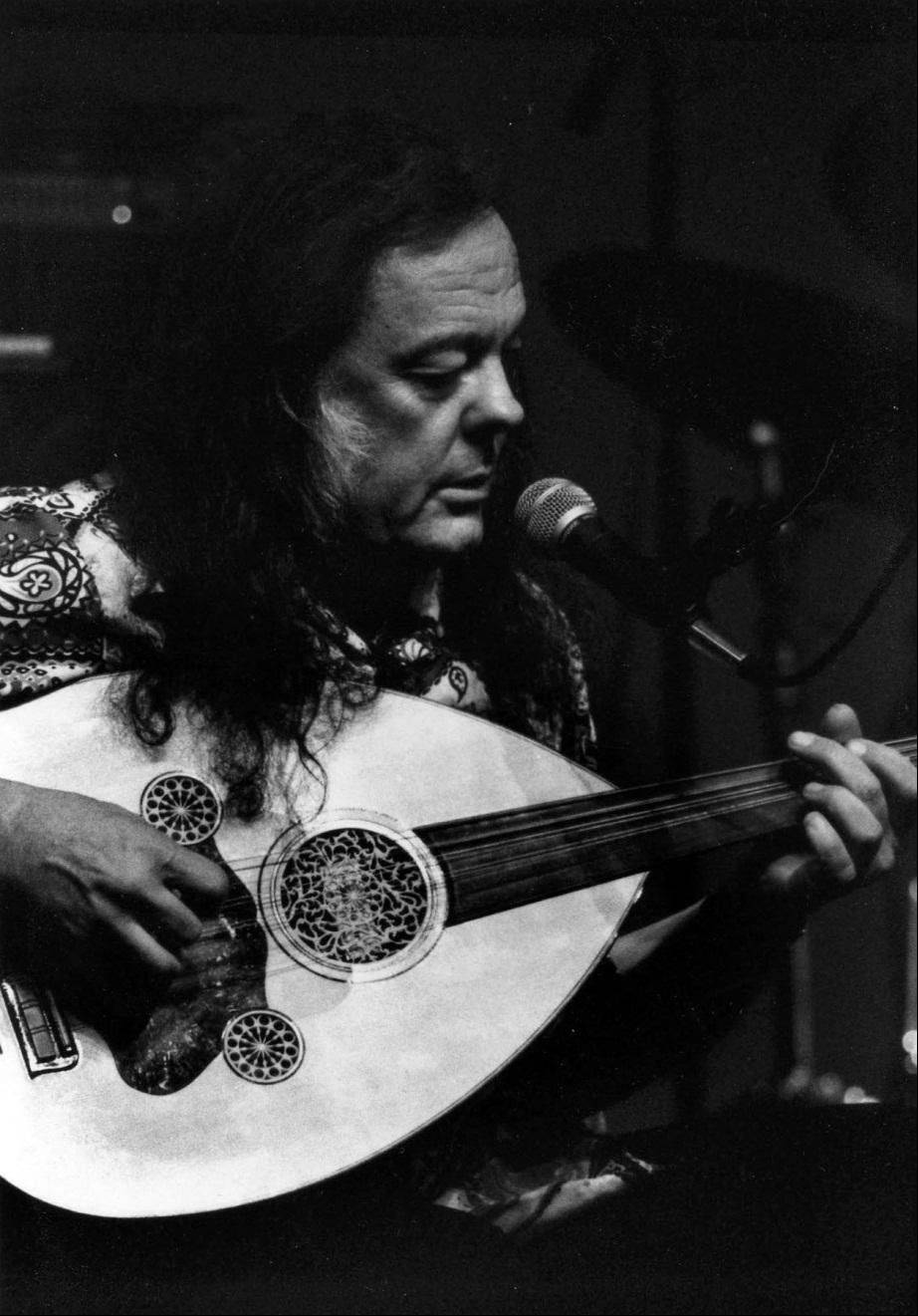 Multi-instrumentalist David Lindley will perform Friday, May 10, at the Elgin Community College Arts Center.