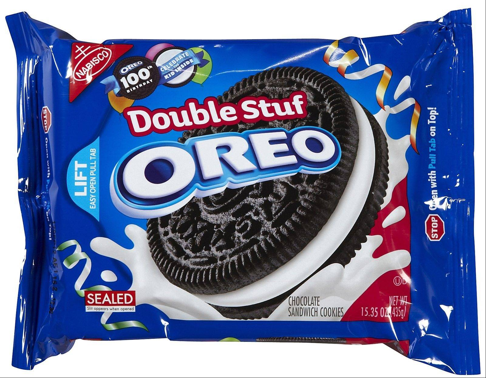 Mondelez sells more Oreos but struggles with gum