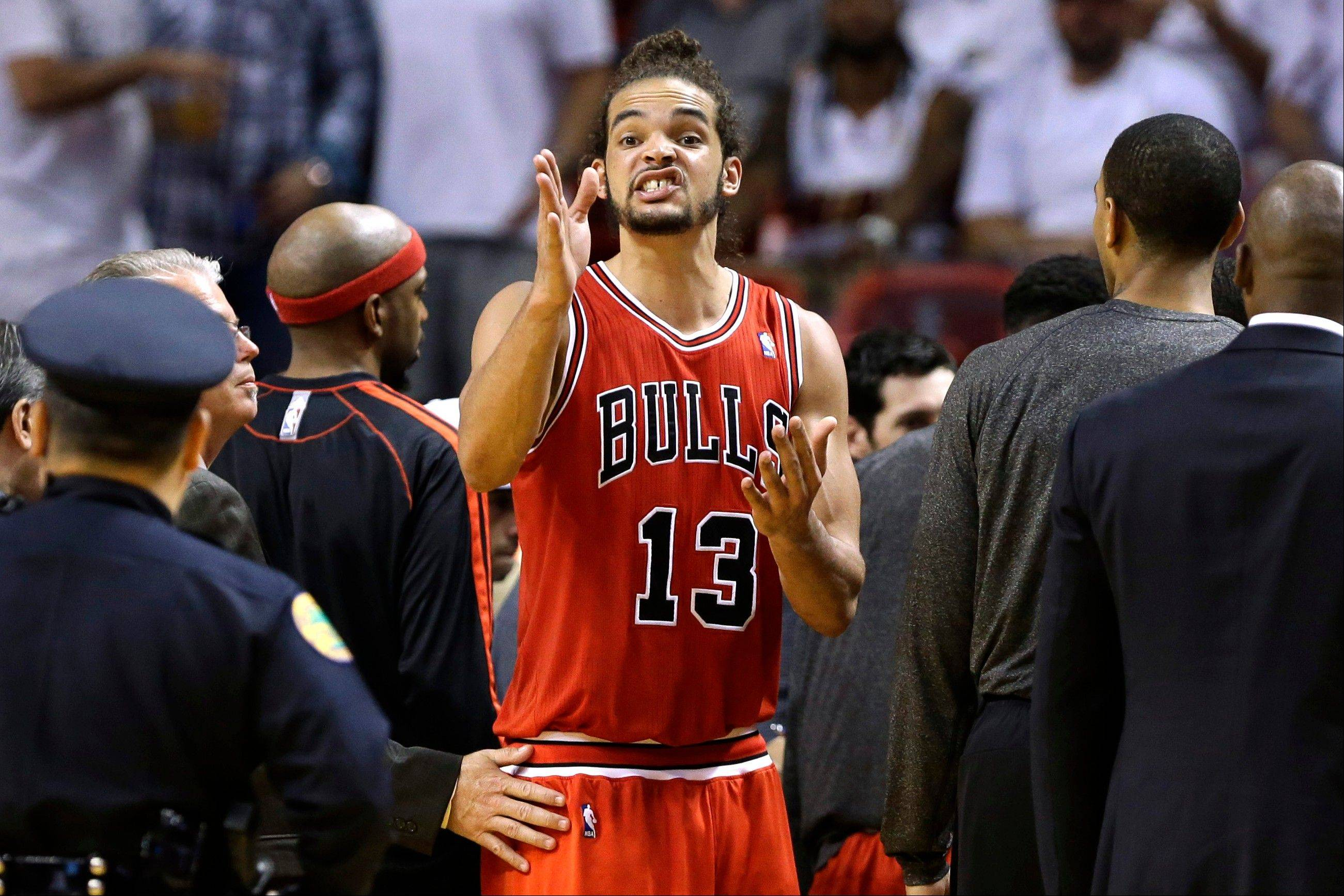 Images: Bulls vs. Heat, Game Two