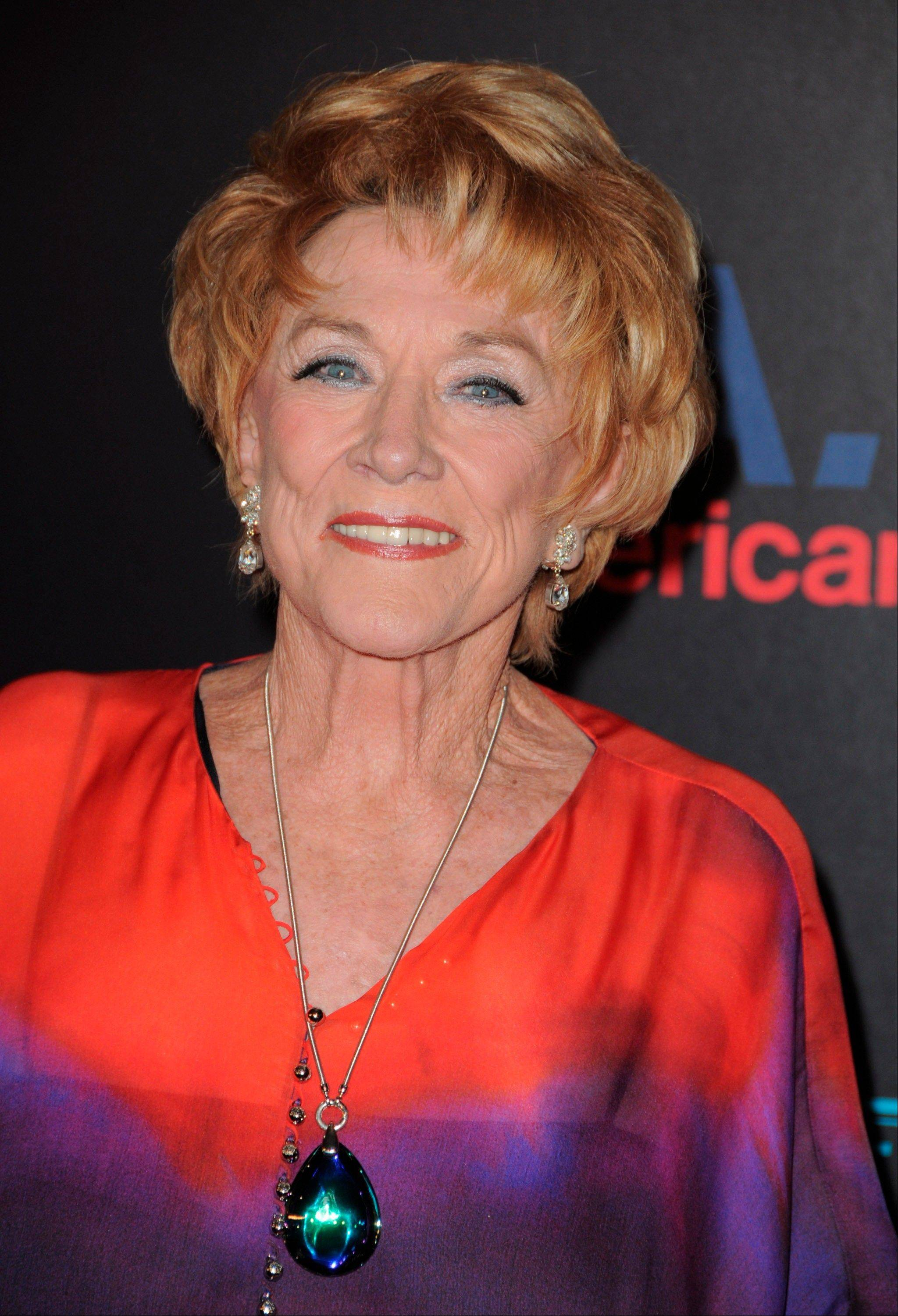 Soap opera star Jeanne Cooper has died at age 84.