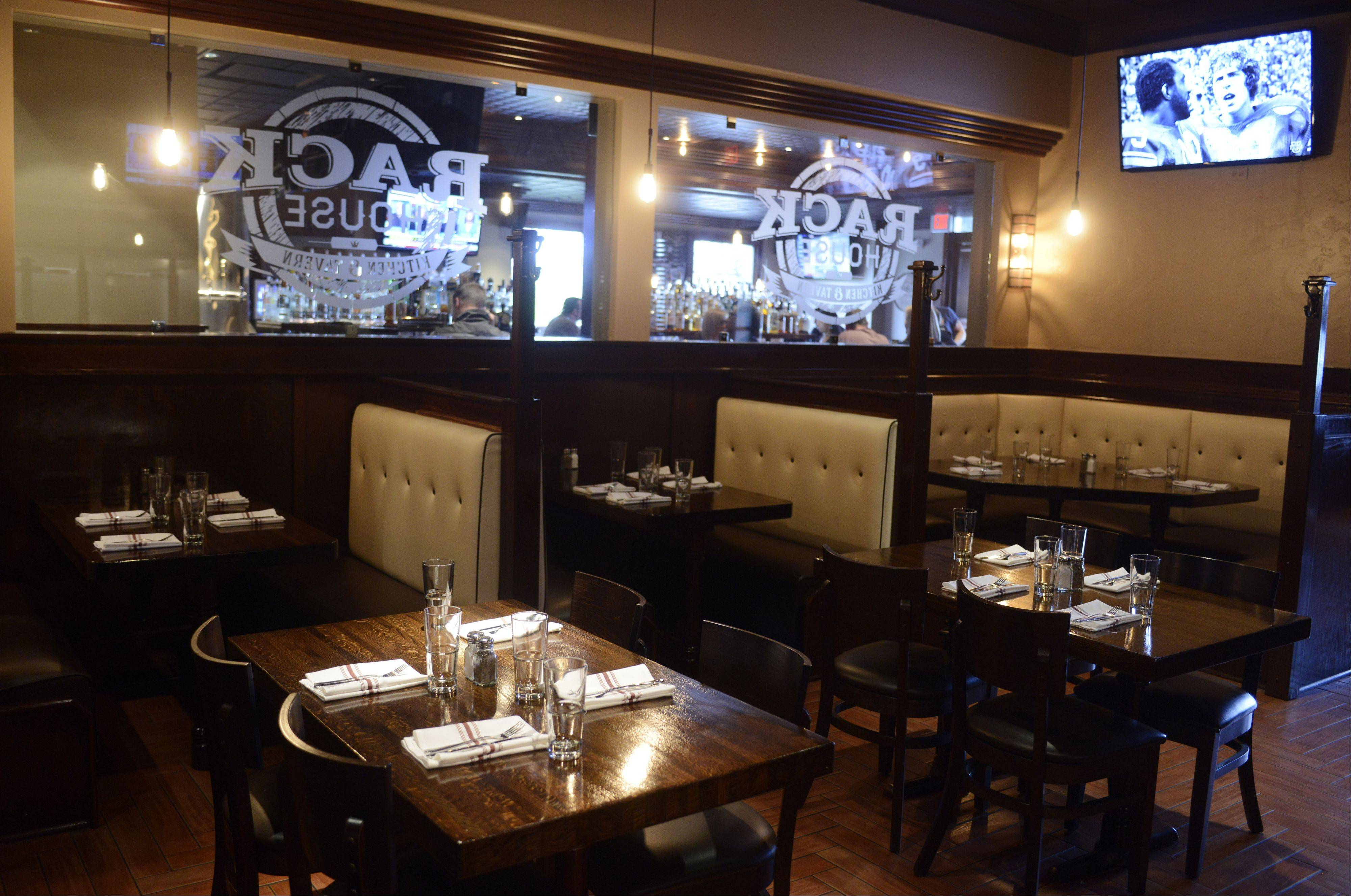 Rack House Kitchen and Tavern has moved seamlessly into Arlington Heights.