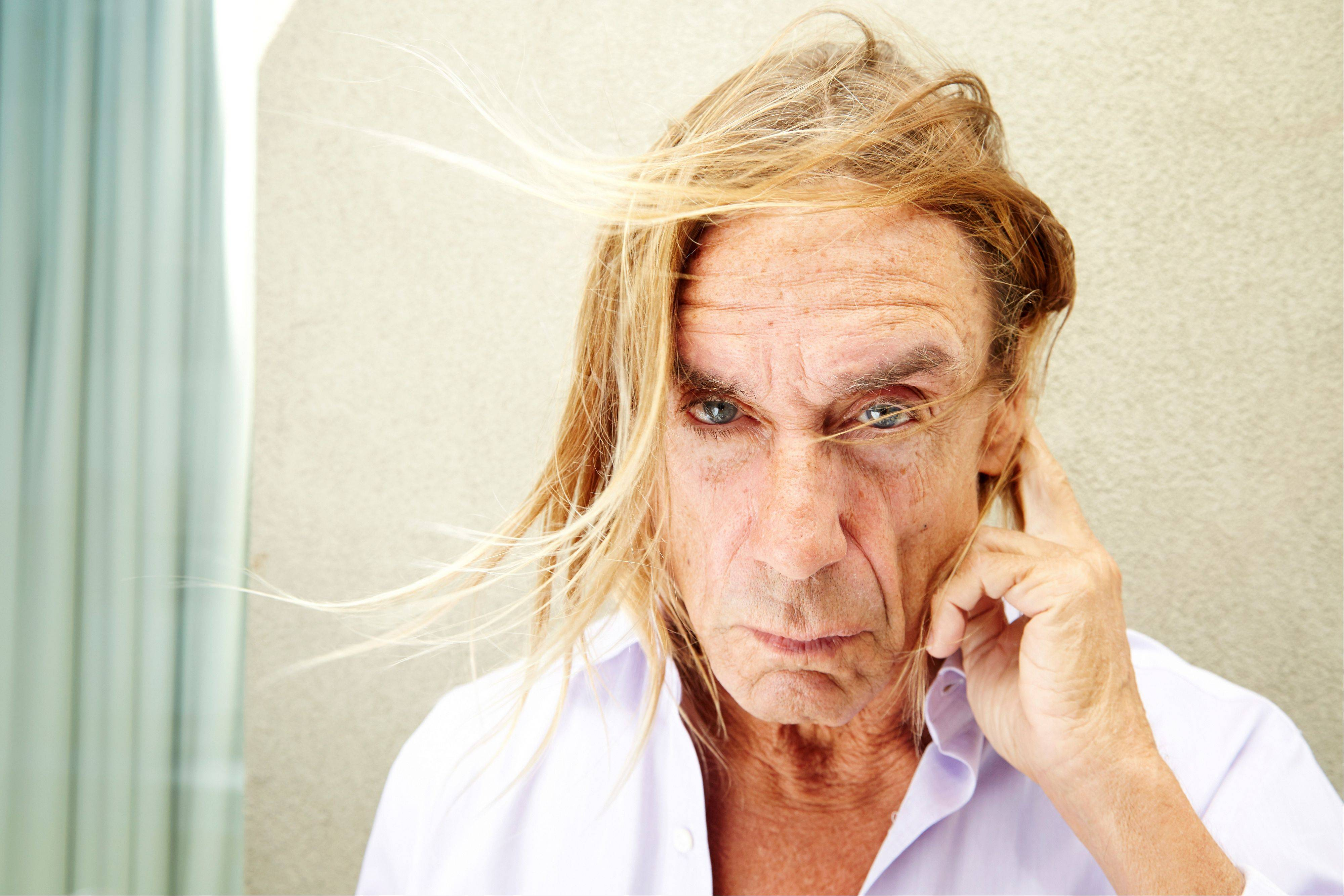 Born in relative obscurity at their start 40 years ago, Iggy & The Stooges, with Iggy Pop at the help, continues to get more and more popular with age.