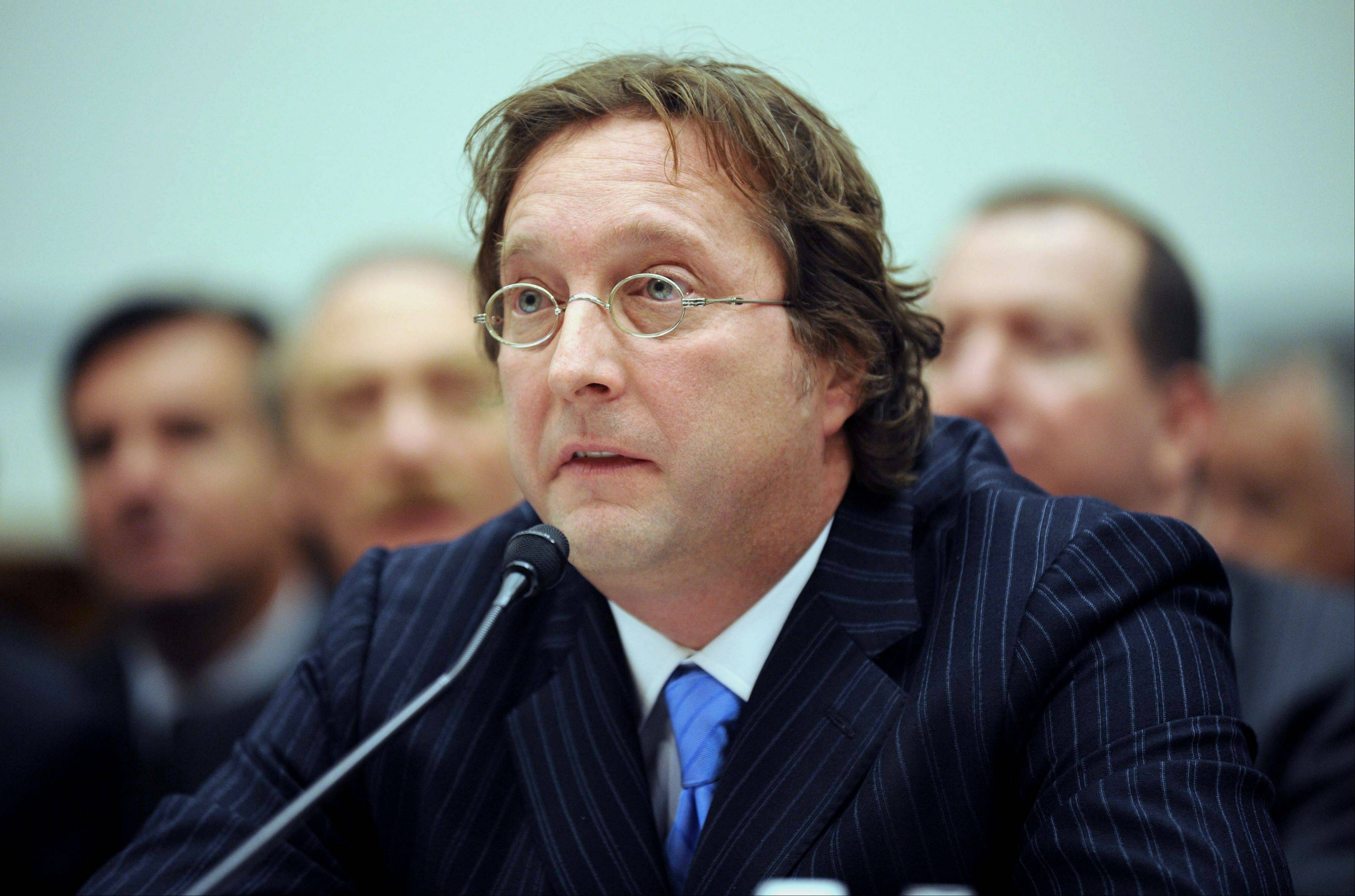 Associated Press/2008 file photoBillionaire hedge fund manager Philip Falcone and his firm have agreed to pay $18 million to settle civil fraud charges.