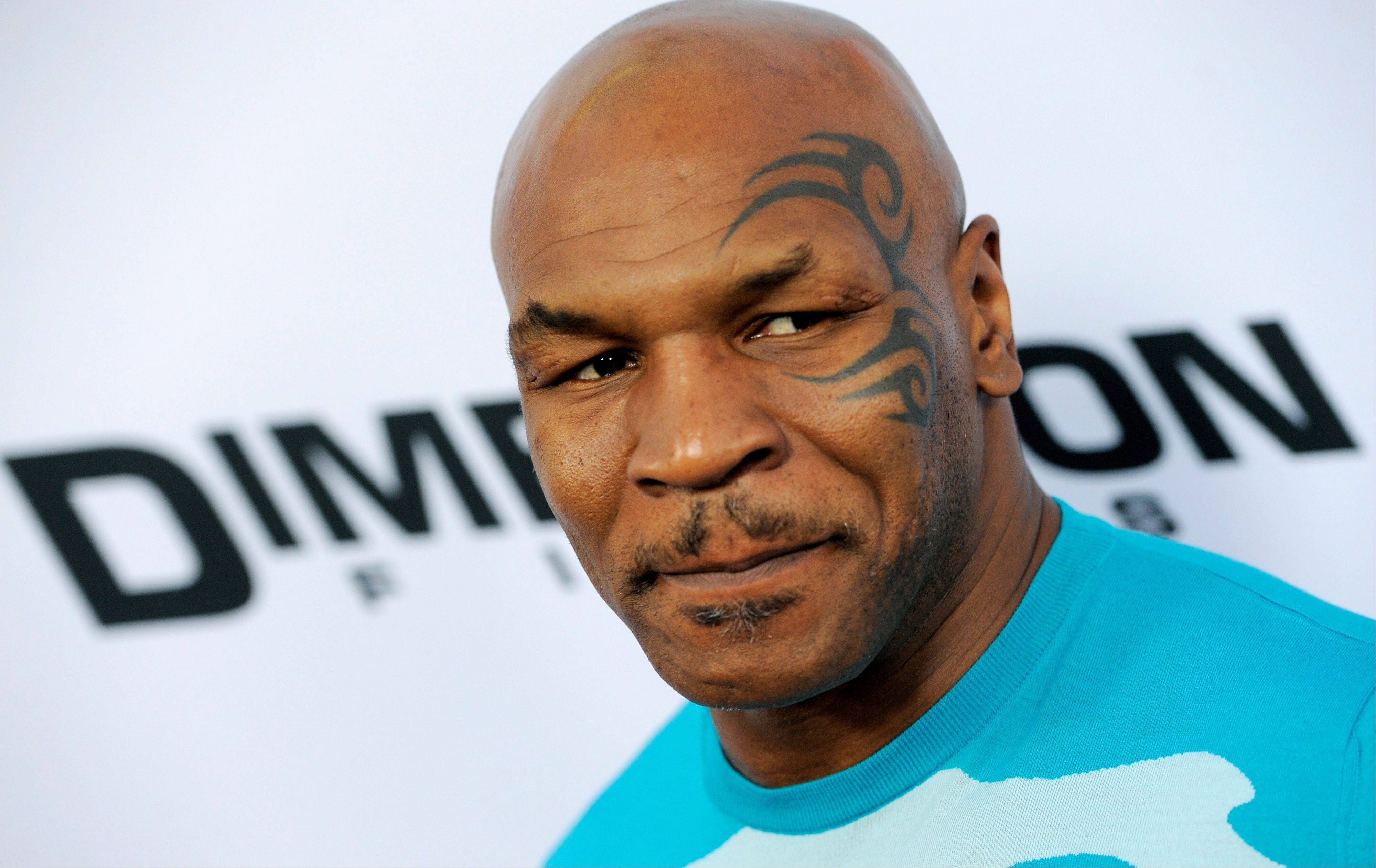 Mike Tyson will be a cartoon detective in a new animated series on the young adult network Adult Swim.