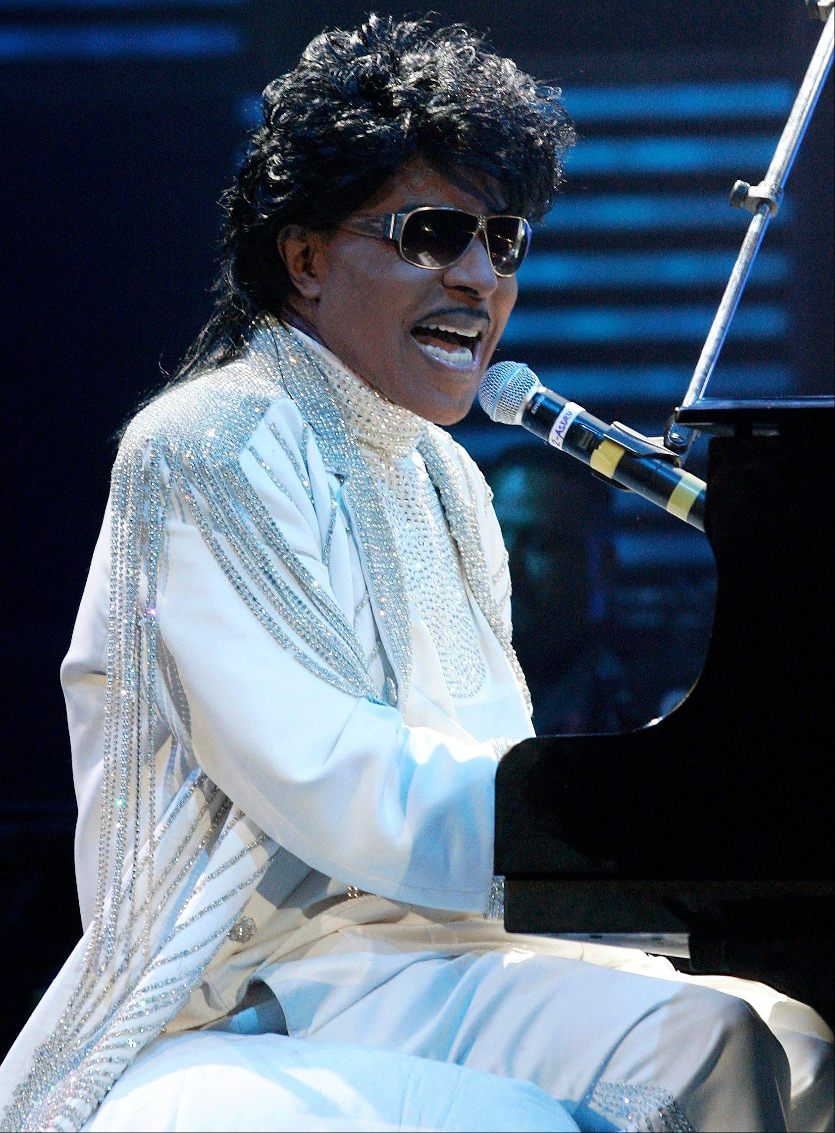 Macon, Ga. officials say they plan to move the boyhood home of Little Richard to spare it from a highway construction project. Mayor Robert Reichert and others made the announcement as the 80-year-old Rock and Roll Hall of Fame inductee was scheduled to receive an honorary degree Saturday from Mercer University.