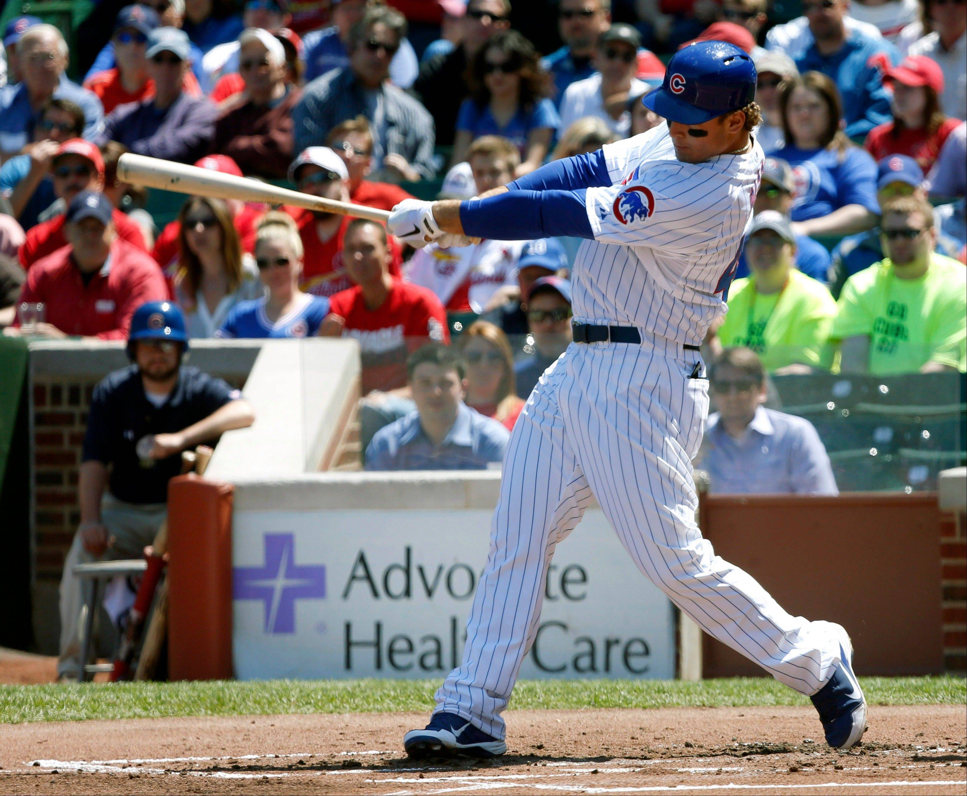After a slow start, Cubs first baseman Anthony Rizzo is on pace to hit 42 home runs and 42 doubles this season, which would be remarkable.