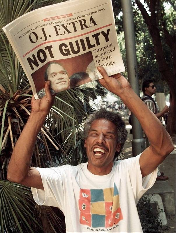 OJ Simpson tries 'Hail Mary motion' to overturn convictionOj Simpson Not Guilty