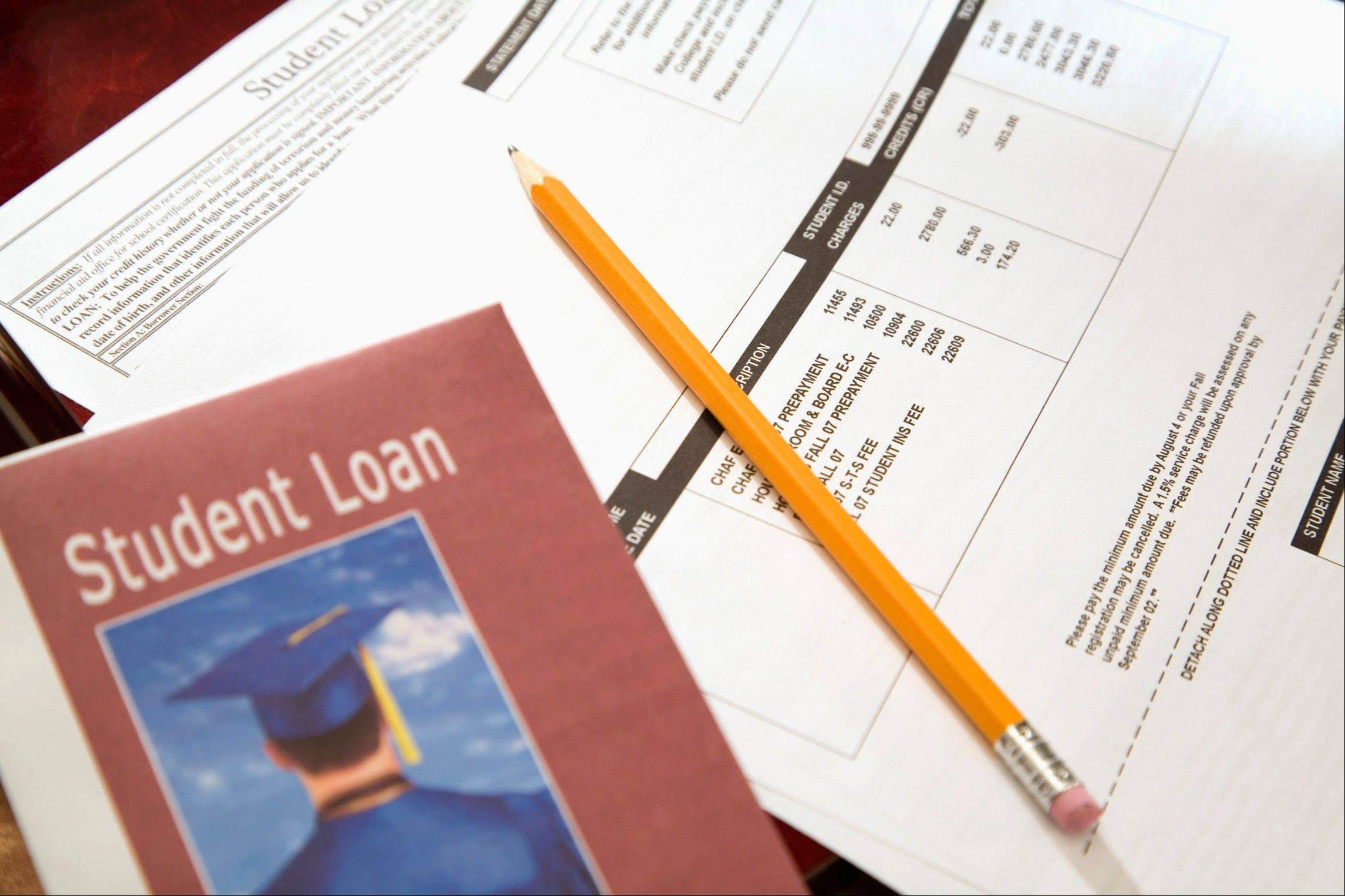 A study released in January by credit reporting agency TransUnion found that the average student loan debt rose 30 percent between 2007 and last year to $23,829.