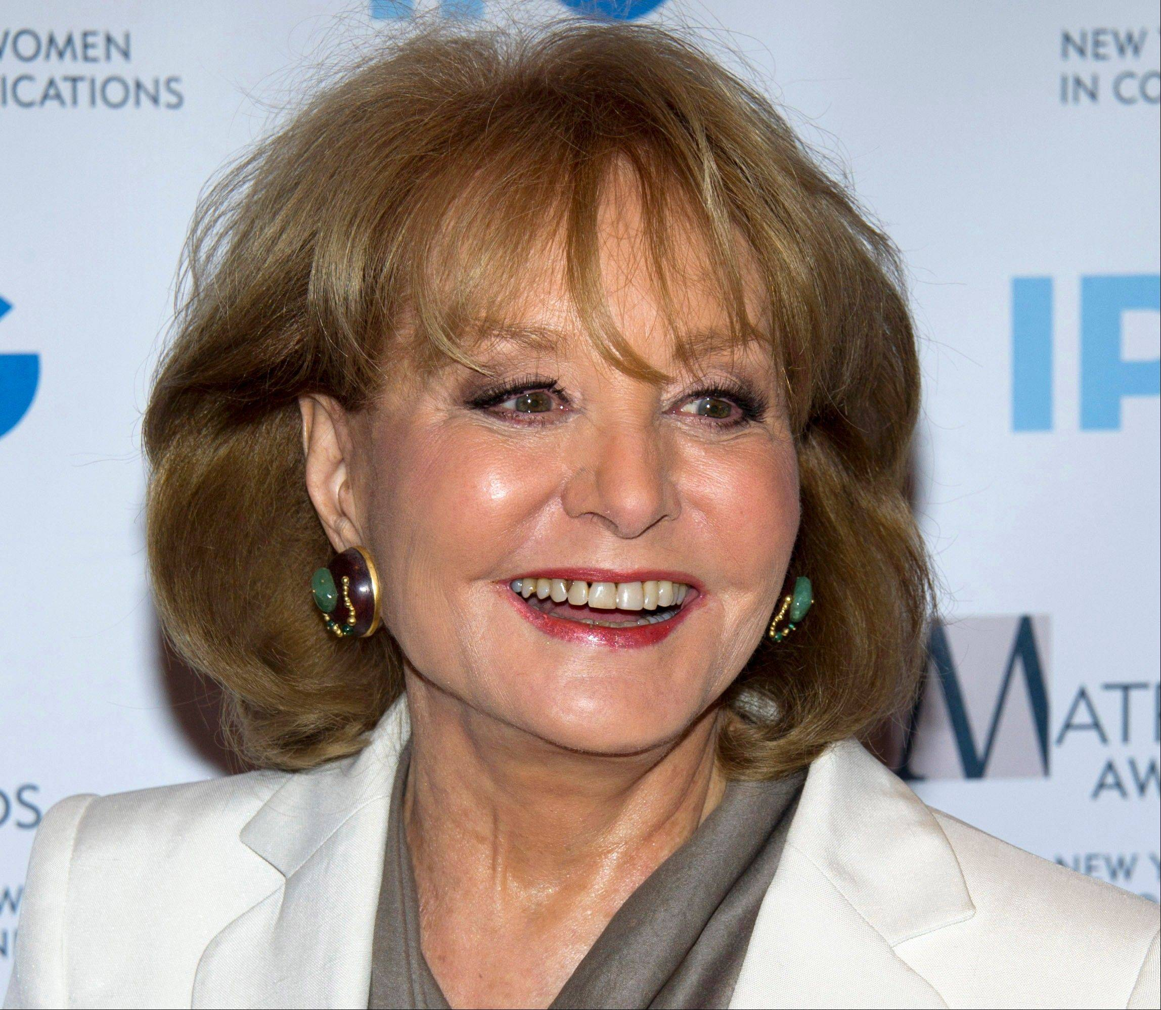 Veteran ABC newswoman Barbara Walters has announced that she will retire from TV journalism during the summer of 2014.