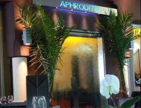Crickets have been added to the menu at Aphrodite restaurant in Nice, France.