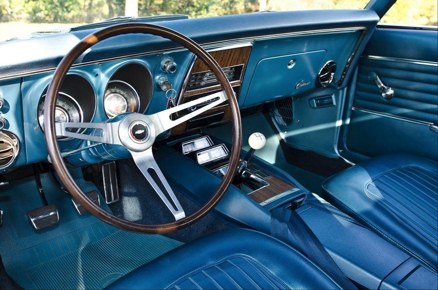 Owner of 1968 Camaro SS no longer engine envious