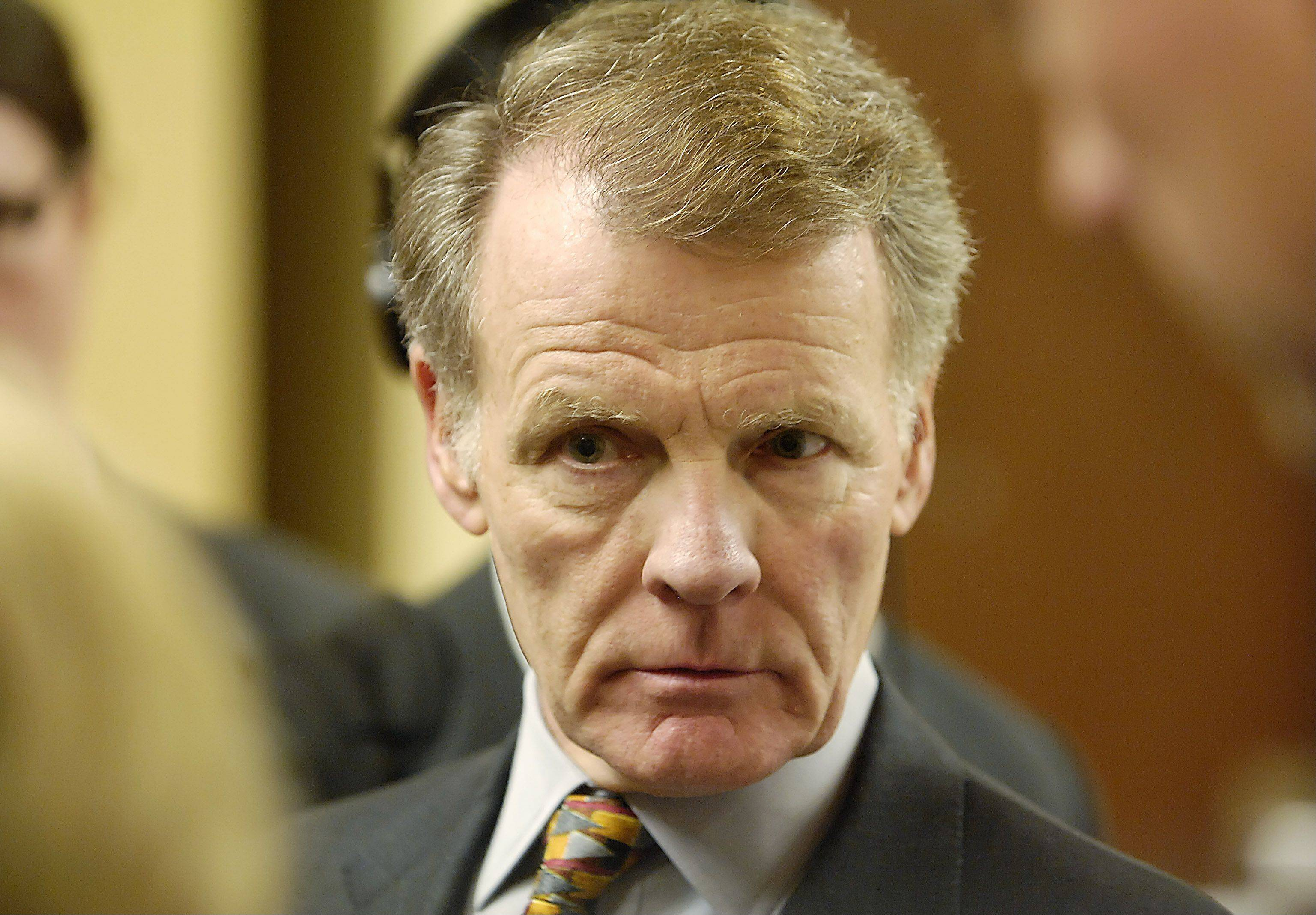 After years of inaction and debate, lawmakers will consider two plans to address the pension crisis, including one from House Speaker Michael Madigan requiring public employees to pay more, reduce annual cost-of-living increases and increase the retirement age for some workers.