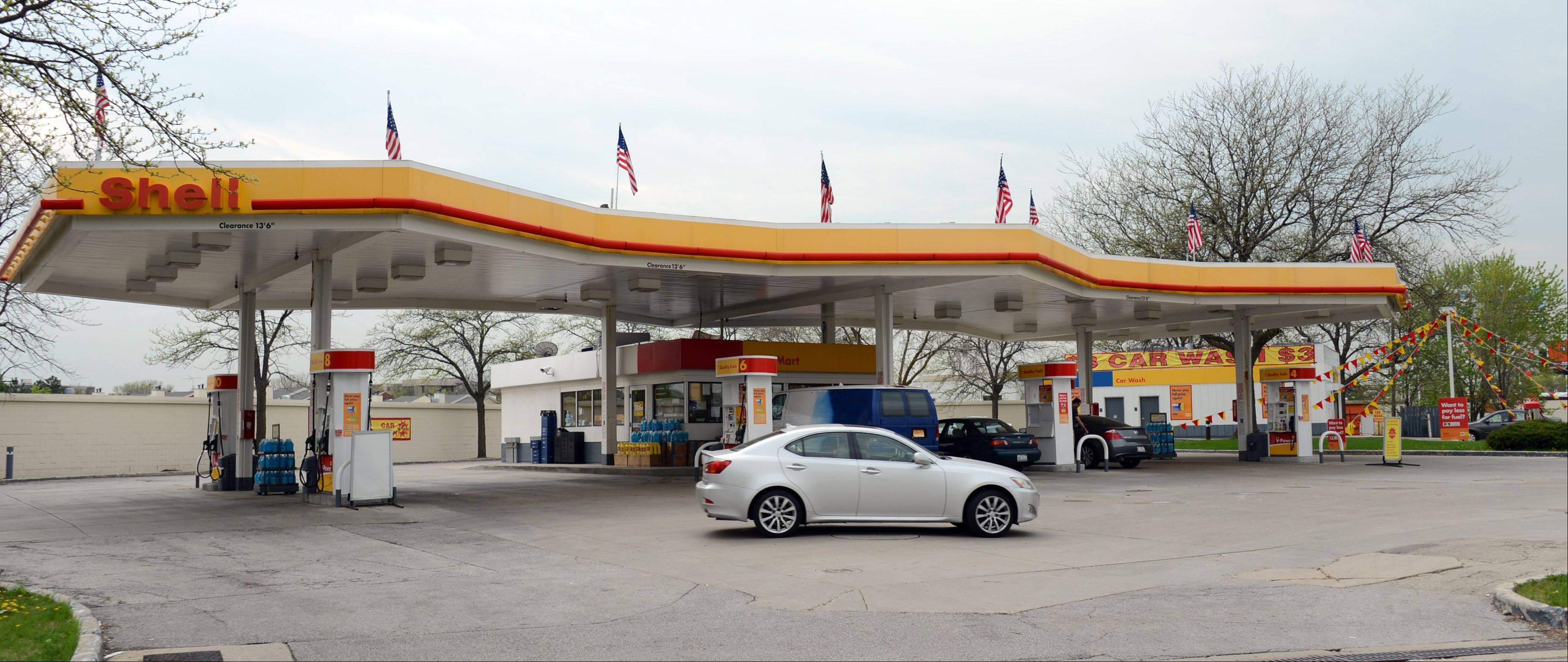 It's a rough time for Chicago region drivers with untamed gas prices topping national averages.