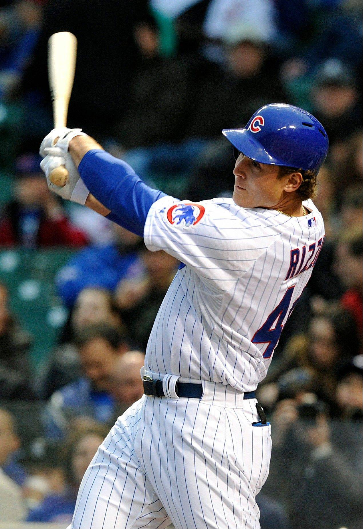 Cubs first baseman Anthony Rizzo has a new seven-year, $41 million deal.