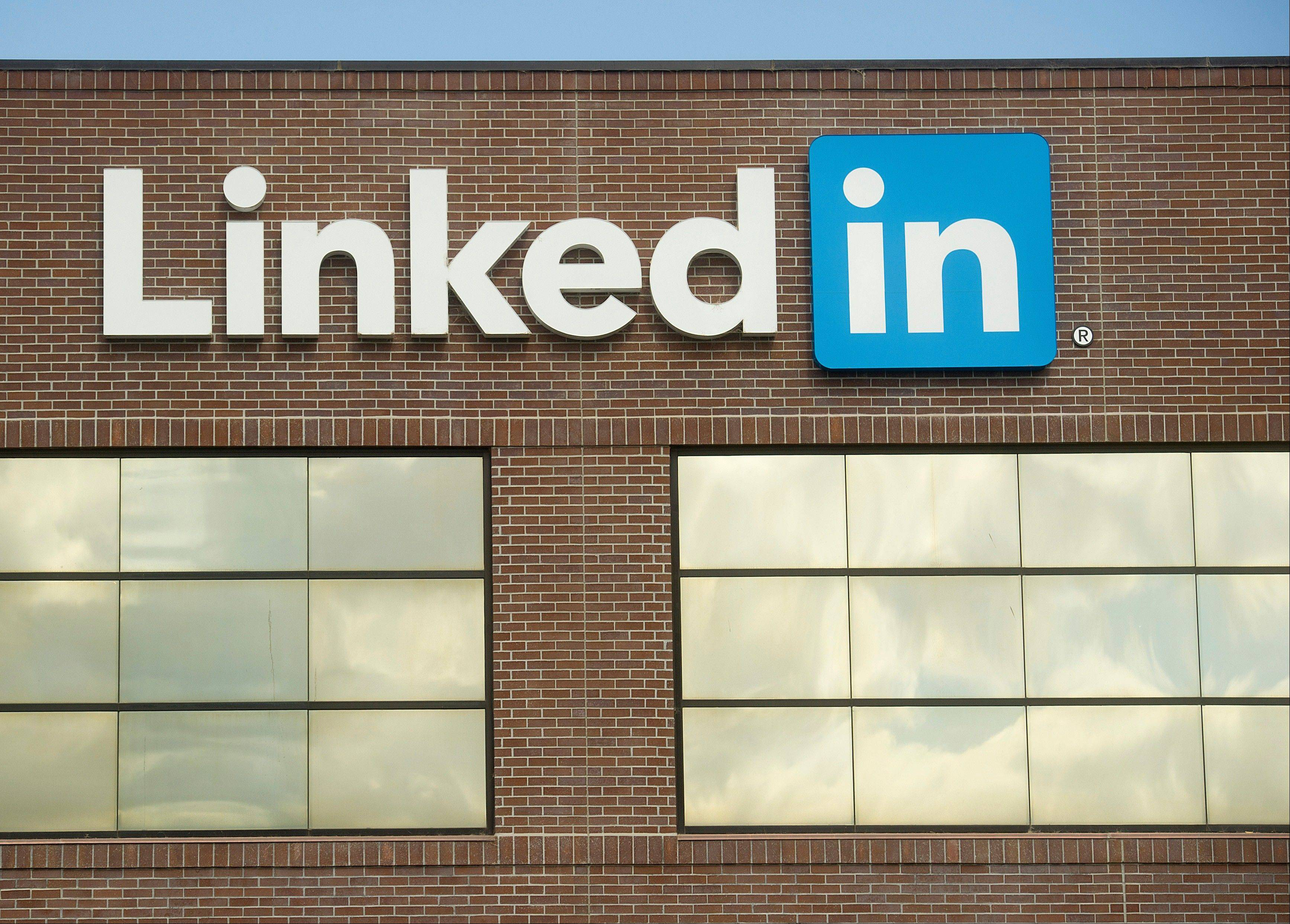 LinkedIn's Mountain View, Calif., headquarters. LinkedIn and Facebook celebrate the anniversaries of their IPOs just a few days apart this week. But the companies' experiences as publicly traded entities couldn't be more different.