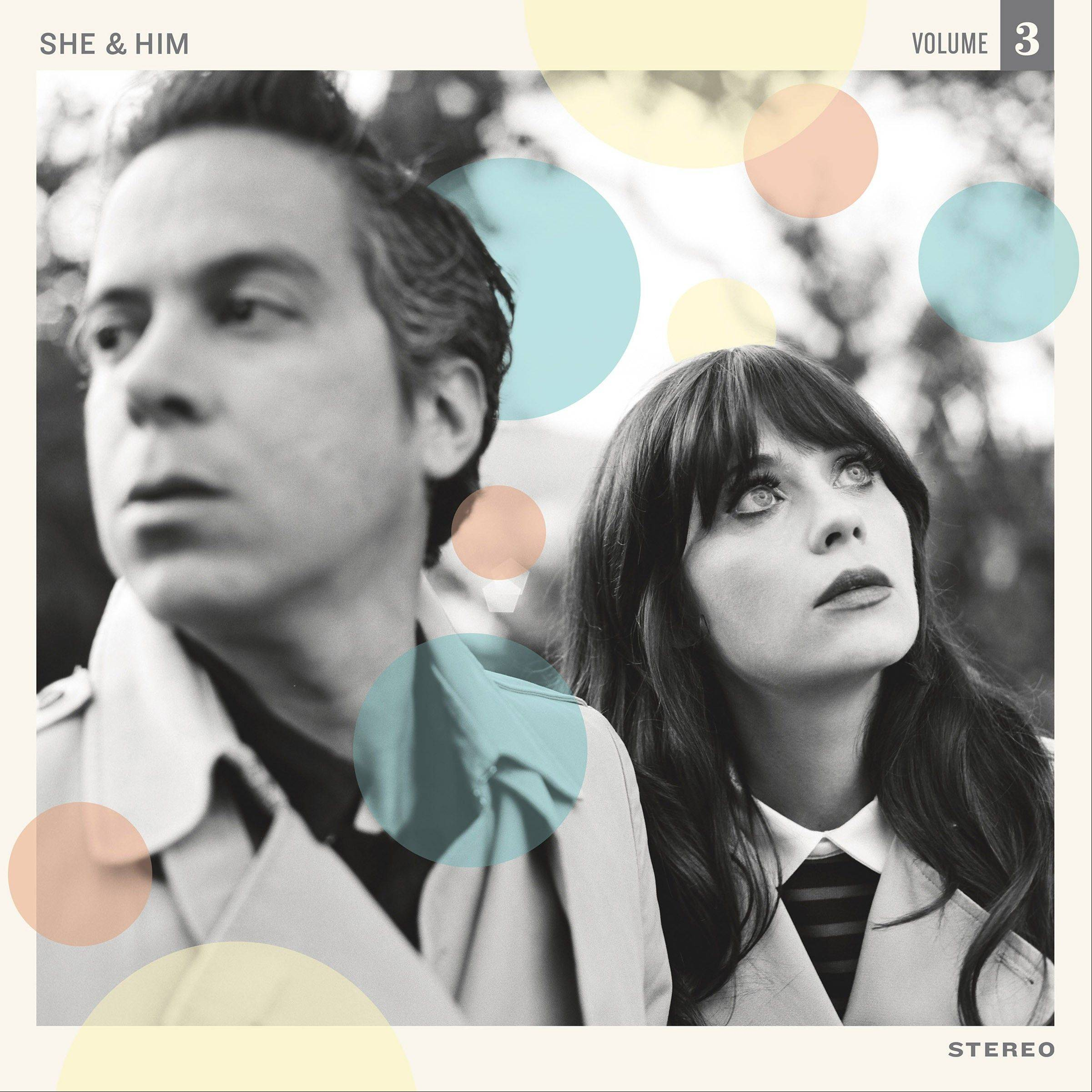 "She & Him, ""Volume 3"""