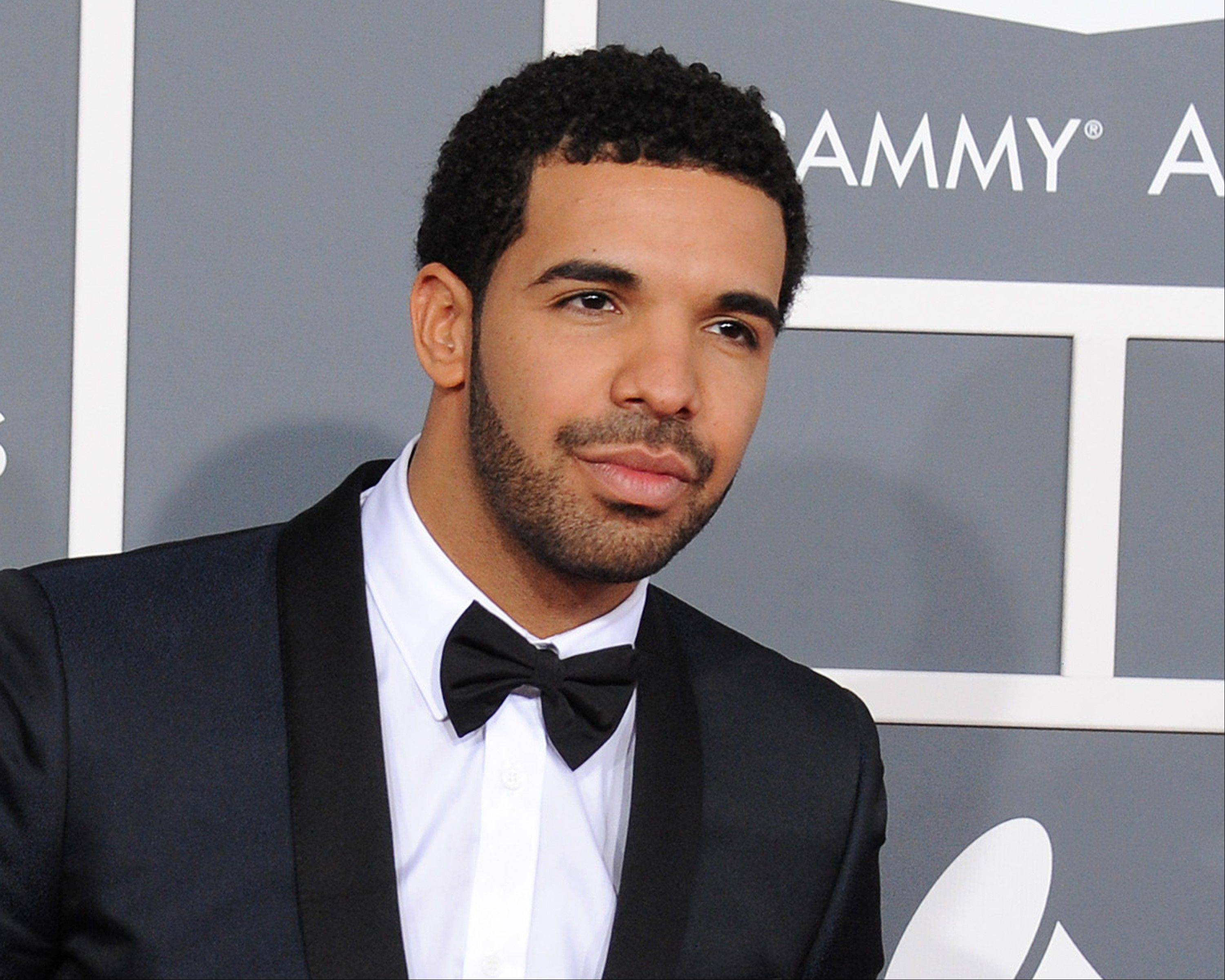 Rapper Drake has been nominated for 12 BET Awards.