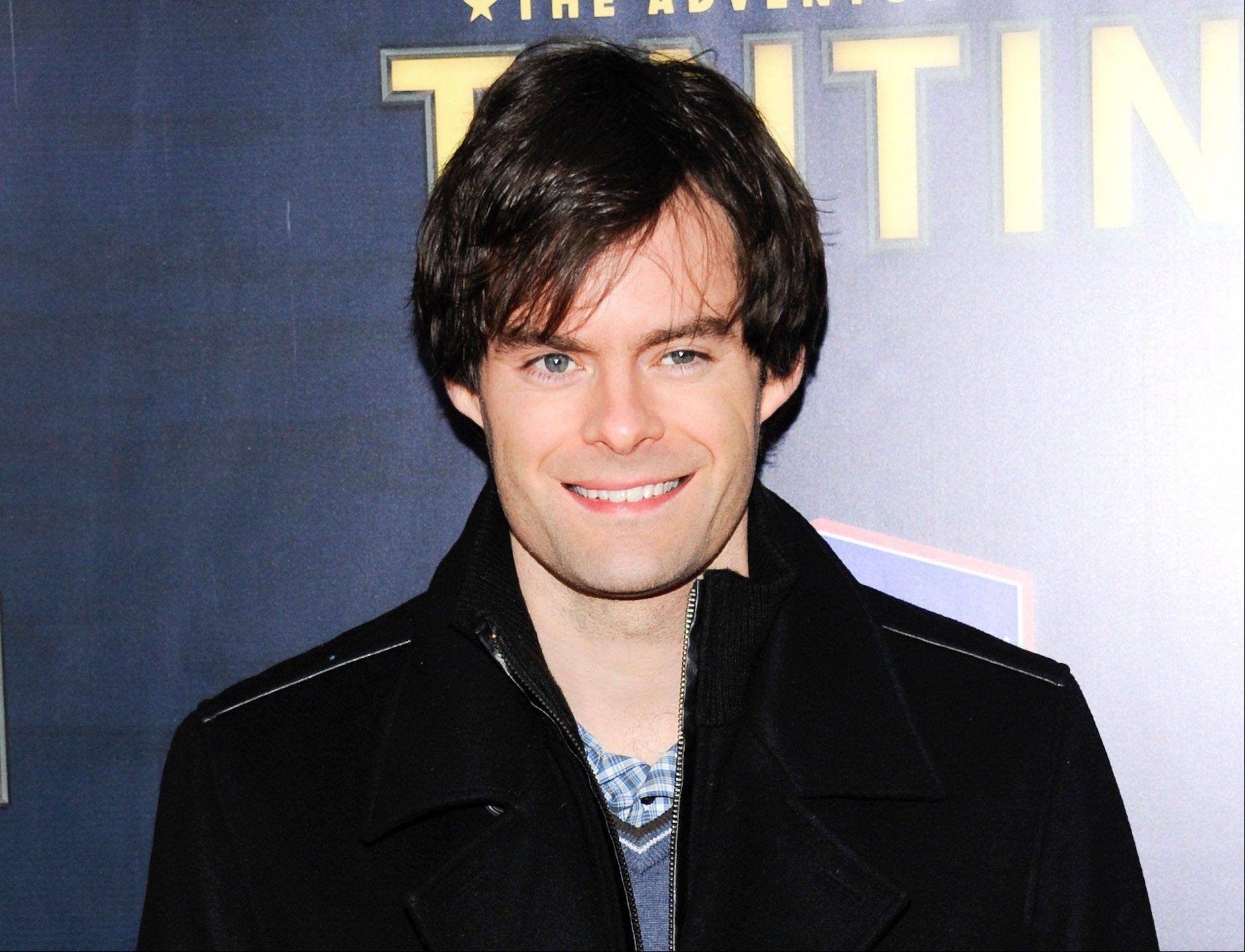 "Bill Hader is leaving ""Saturday Night Live"" after an eight-year run."