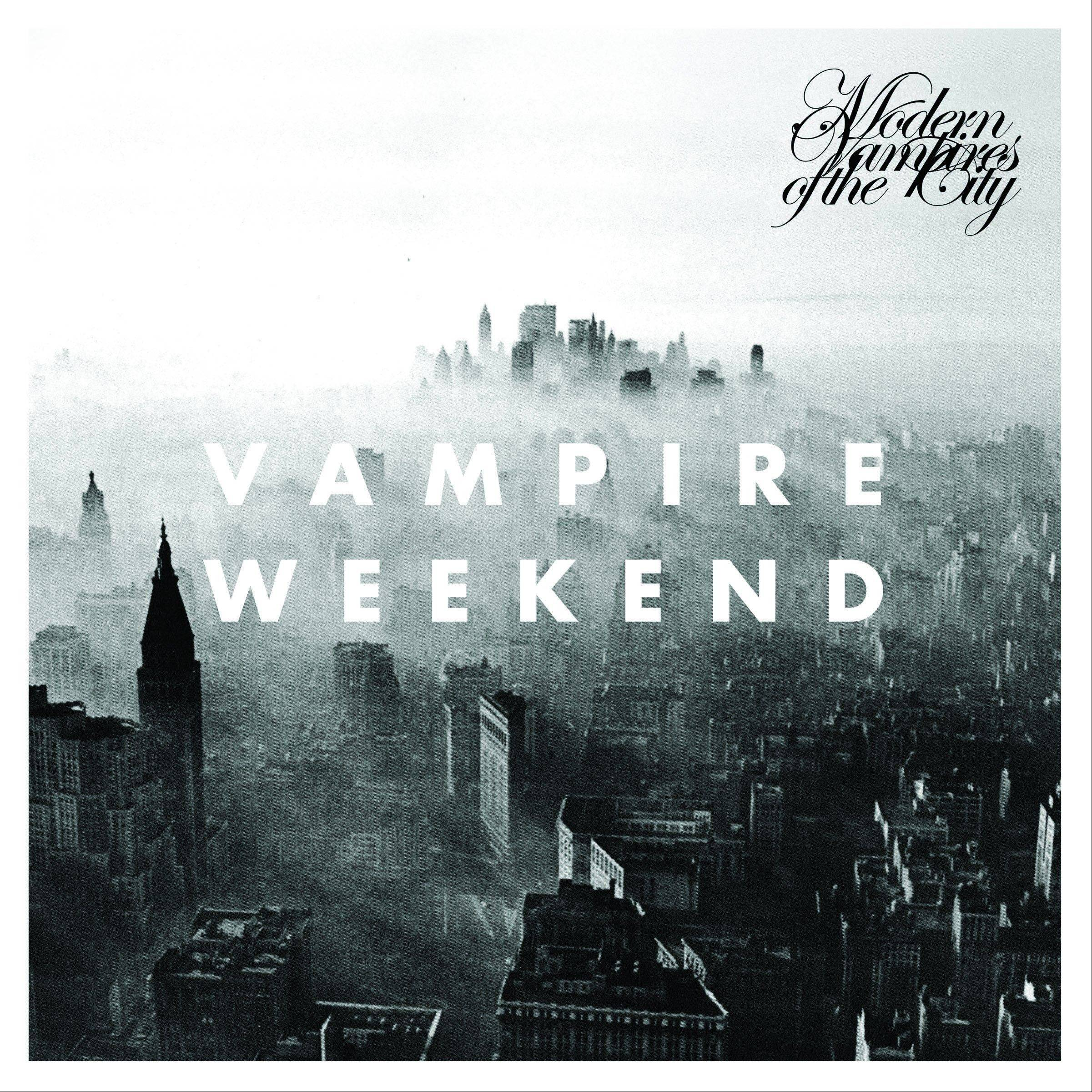 "Vampire Weekend, ""Modern Vampires of the City"""