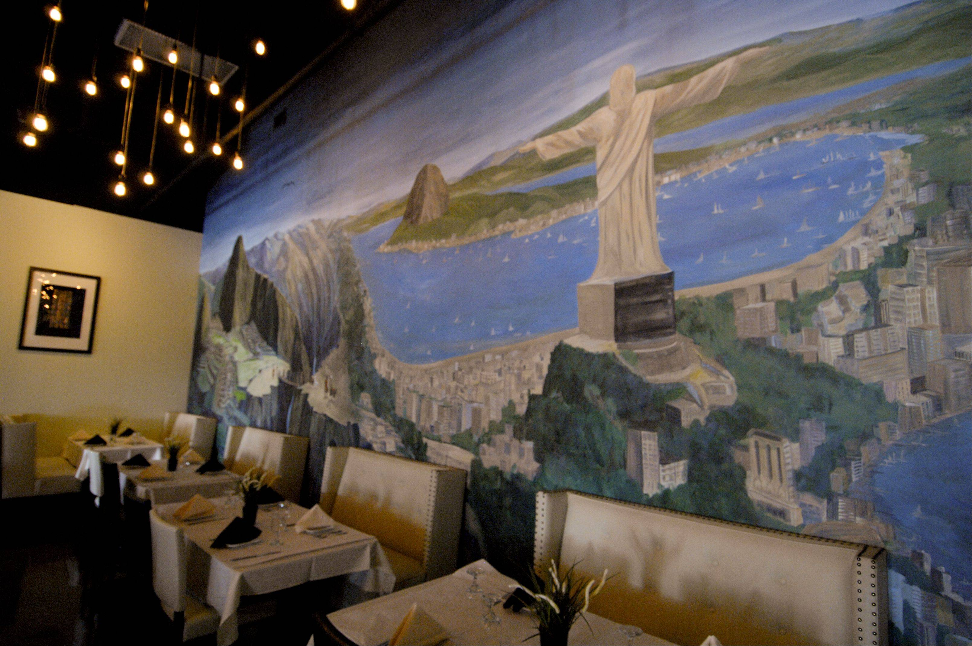 With its cuisine and atmosphere, Rio's in Addison transports diners to South America.