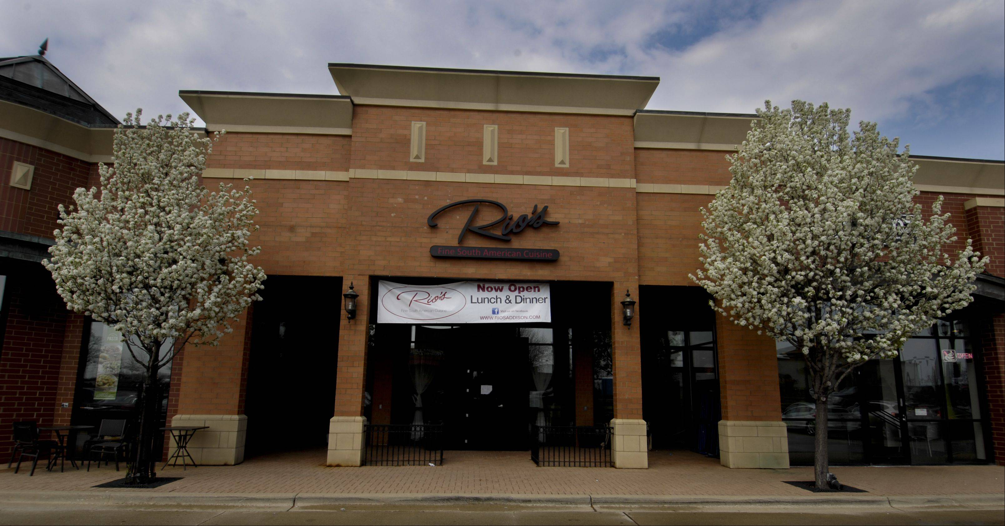 Rio's serves South American fare in a new strip mall in Addison.