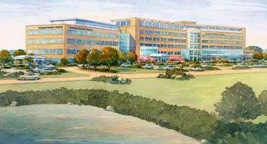 Rather than focusing on a merger between rival Advocate Health Care and Sherman Health, officials at Centegra Health System are turning their attention to this 128-bed hospital they intend to build in Huntley.