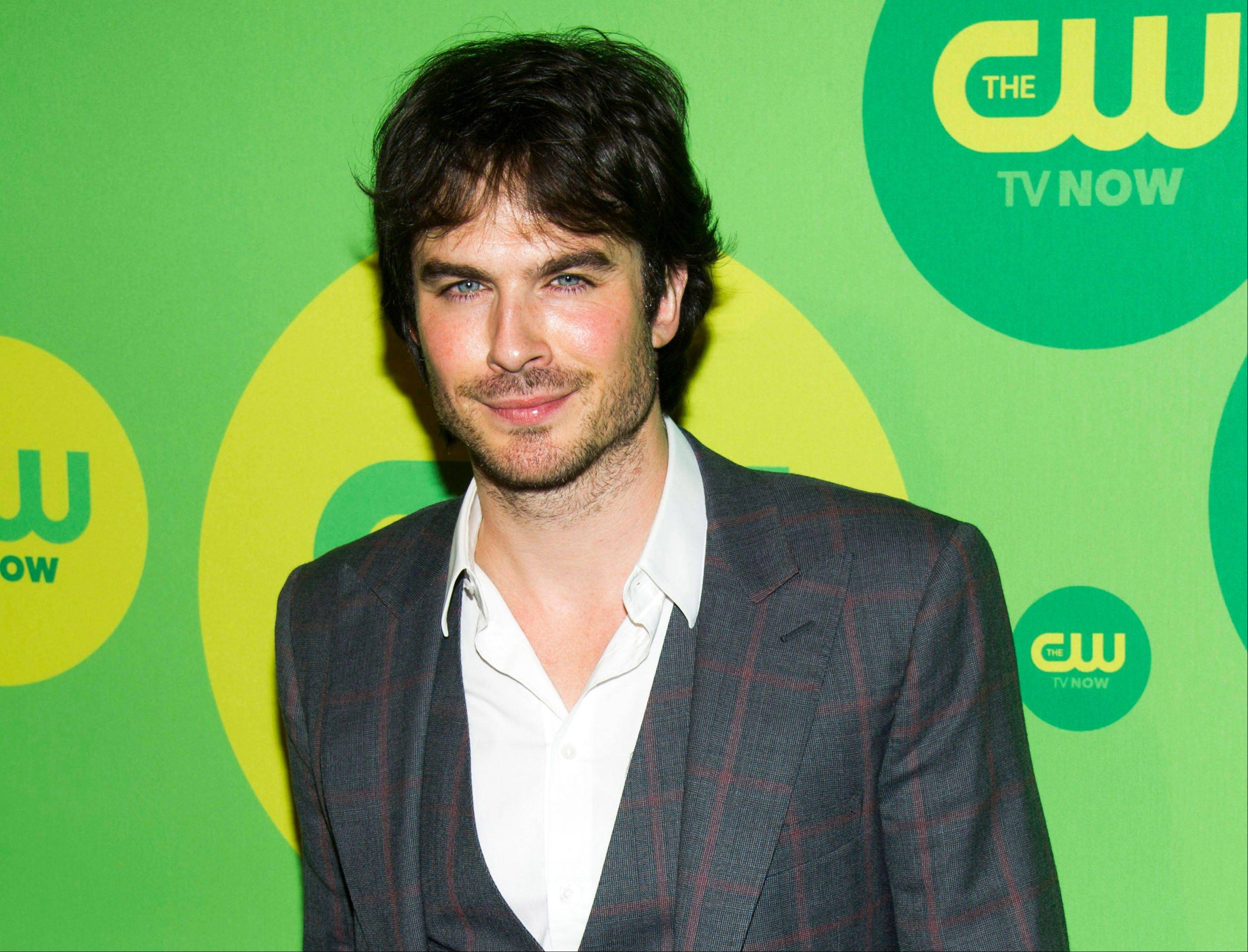 "Ian Somerhalder, who plays Damon on ""The Vampire Diaries,"" says that he understands how passionate fans are about the show."