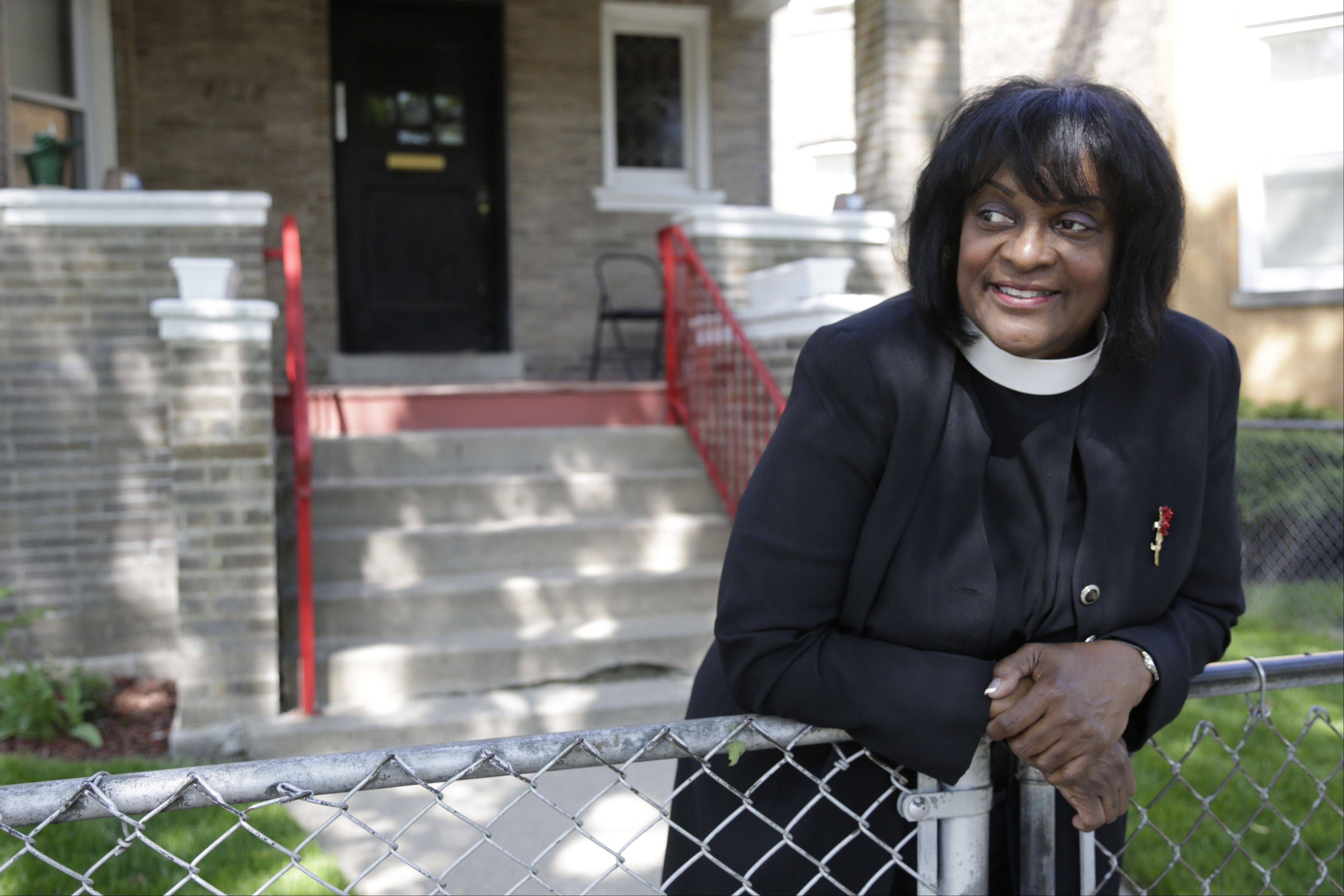 The Rev. Debra Davis signed up for a Cook County program, called CountyCare, when she left her job to deal with health problems and lost her health insurance. If Illinois lawmakers fail to pass the expansion of Medicaid under the nation's health care law, Cook County's program will be in jeopardy.