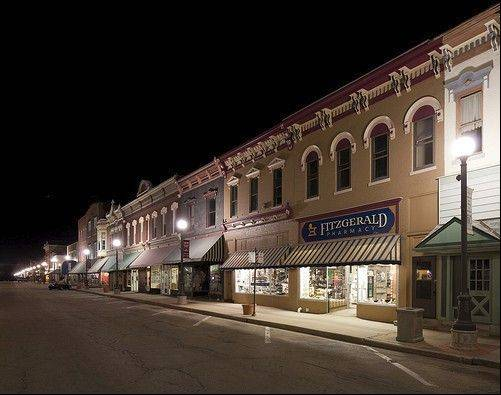 The city of Morrison in northwestern Illinois wants to have its downtown business district listed on the National Register of Historic Places.