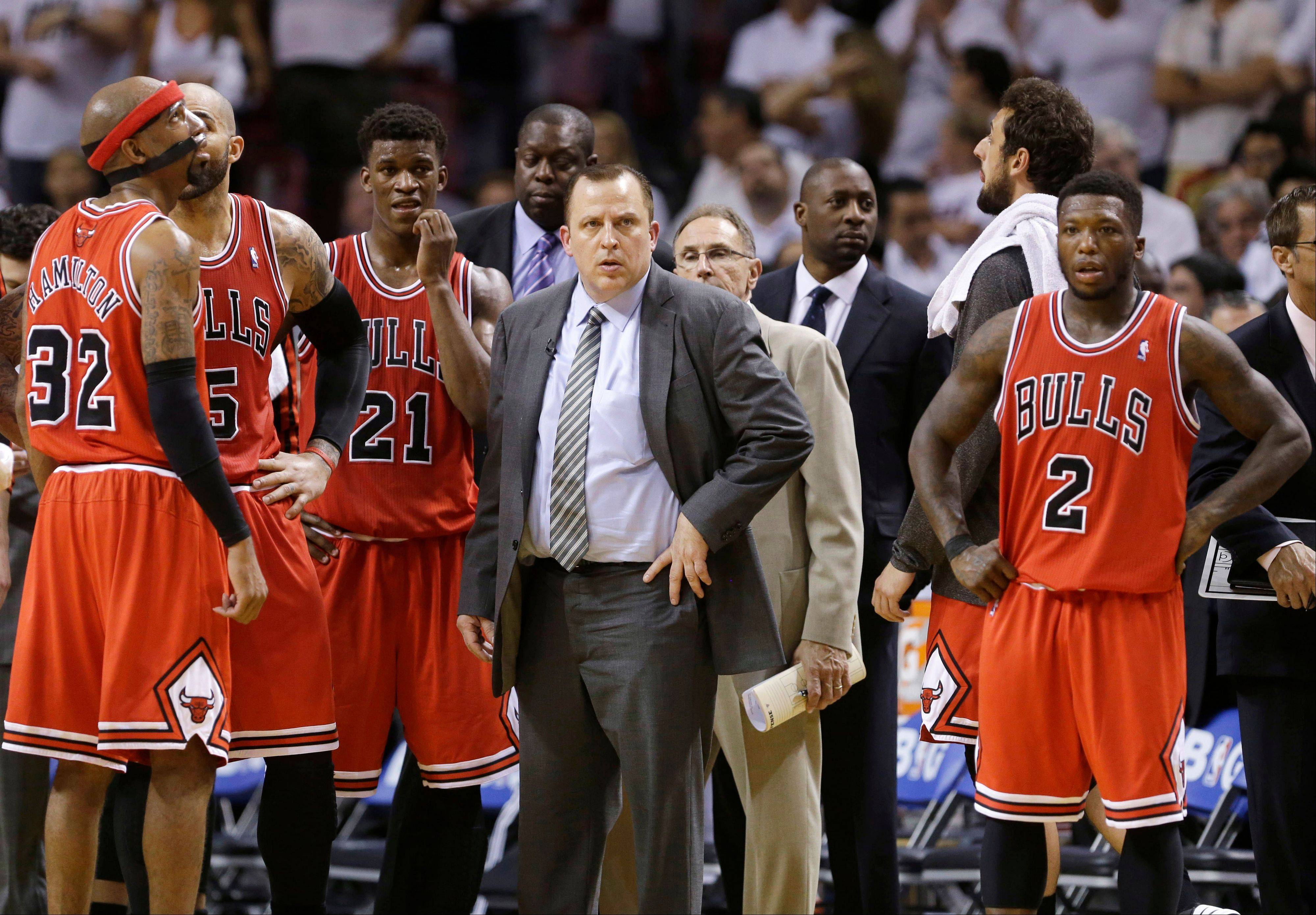With an improvement on the injury front, coach Tom Thibodeau and the Bulls should be just fine next season.