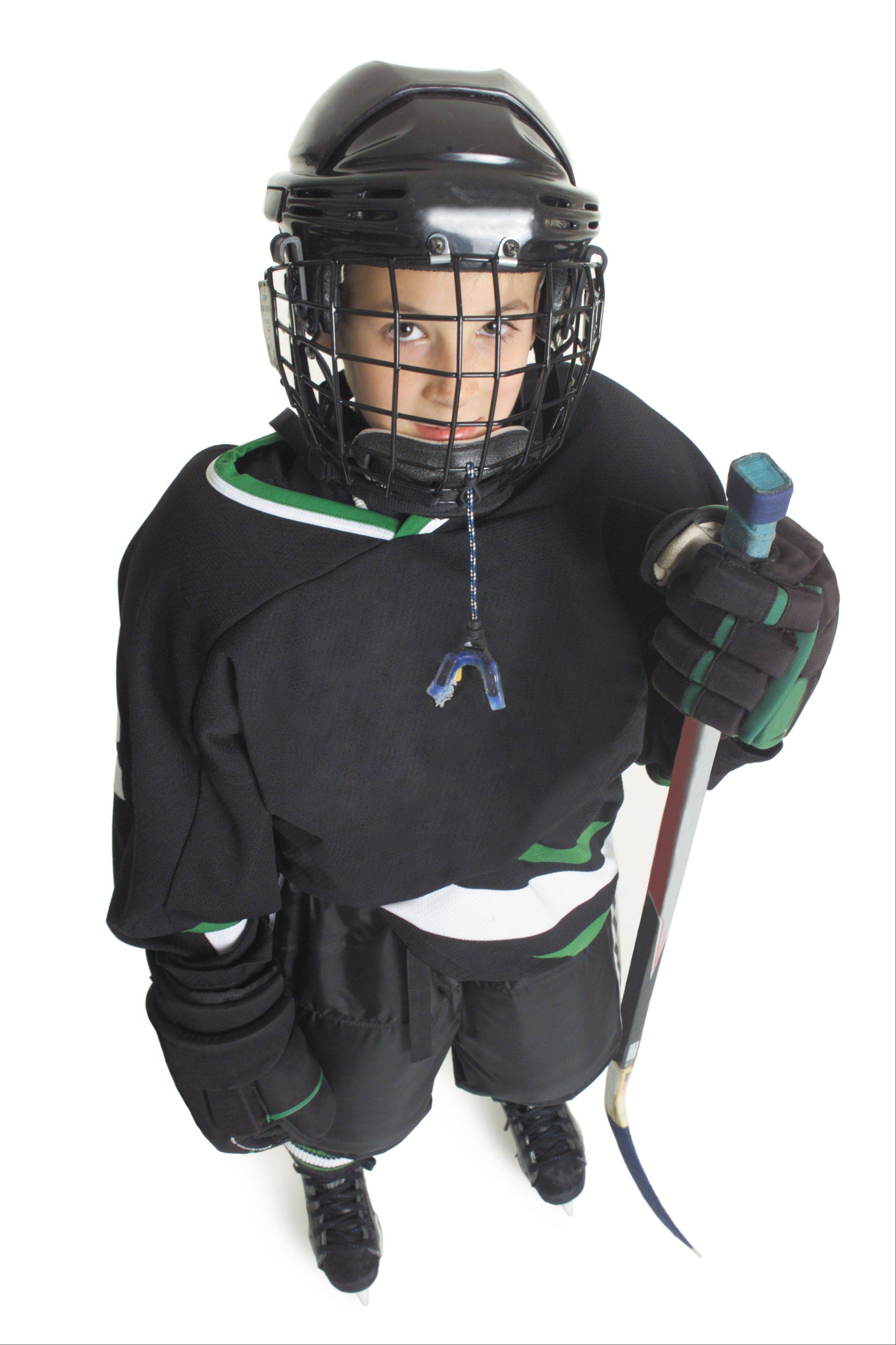 Summer hockey camps will help young players develop skills.