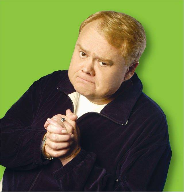 Comedian Louie Anderson is set to perform at the Improv Comedy Showcase in Schaumburg this weekend.