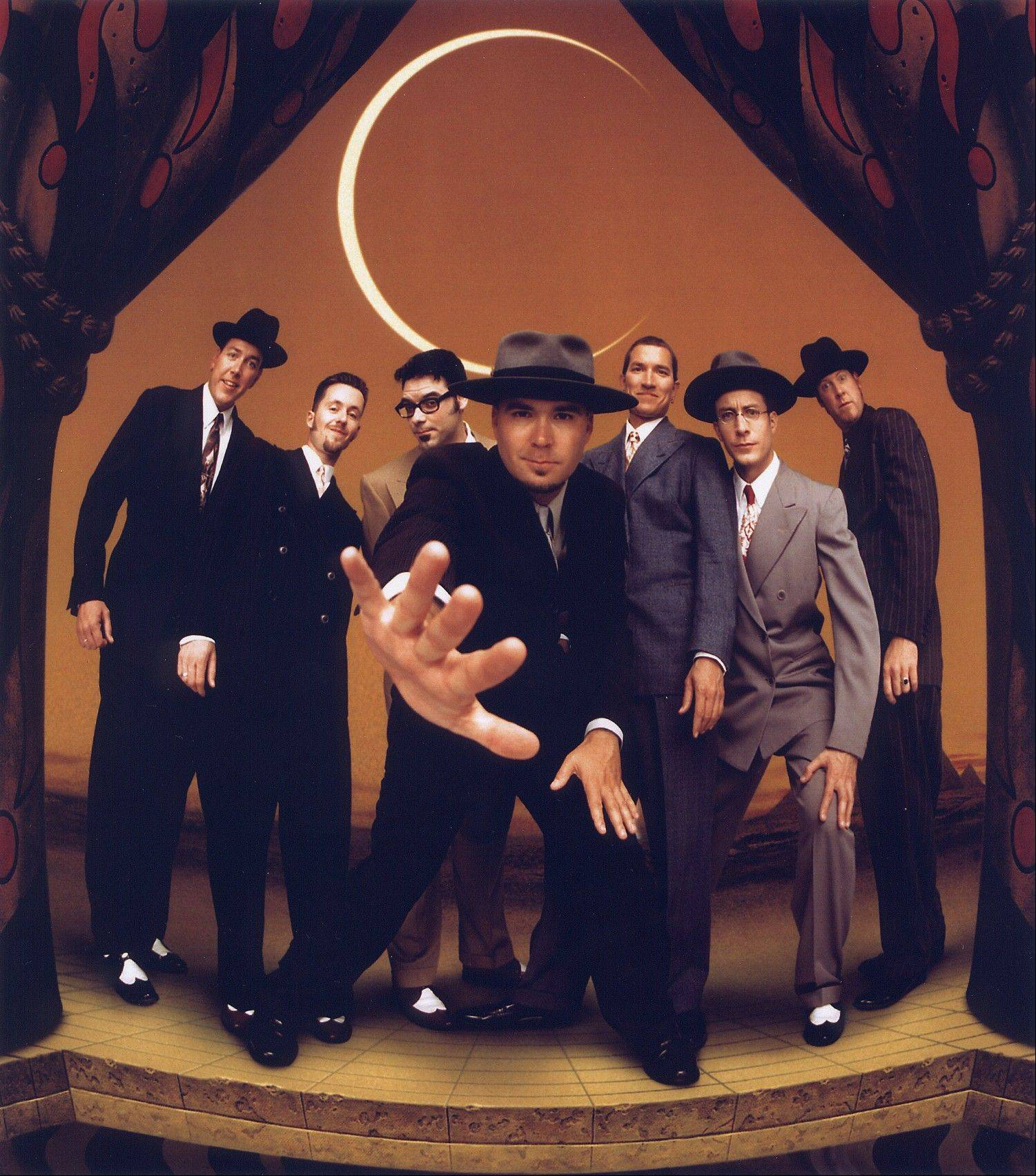 Big Bad Voodoo Daddy brings it energetic live show to North Central College's Pfeiffer Hall on Saturday, May 18.
