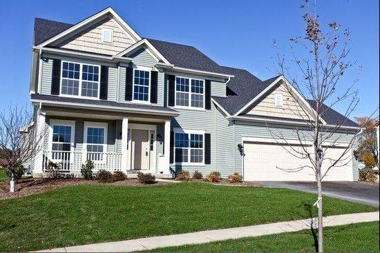 Mill Creek in Geneva has a number of houses ready for immediate occupancy.
